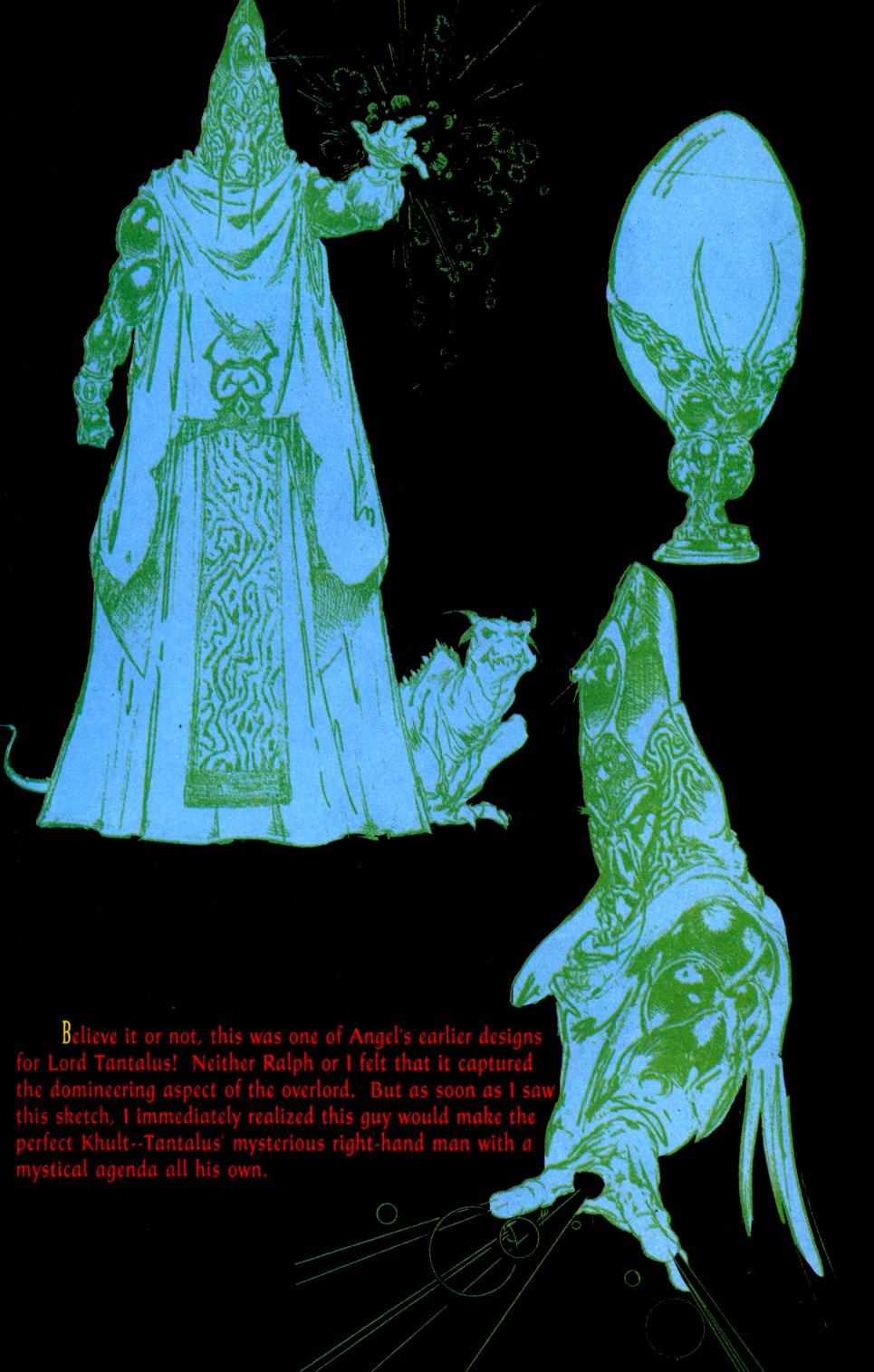 Read online Blackwulf comic -  Issue #6 - 19