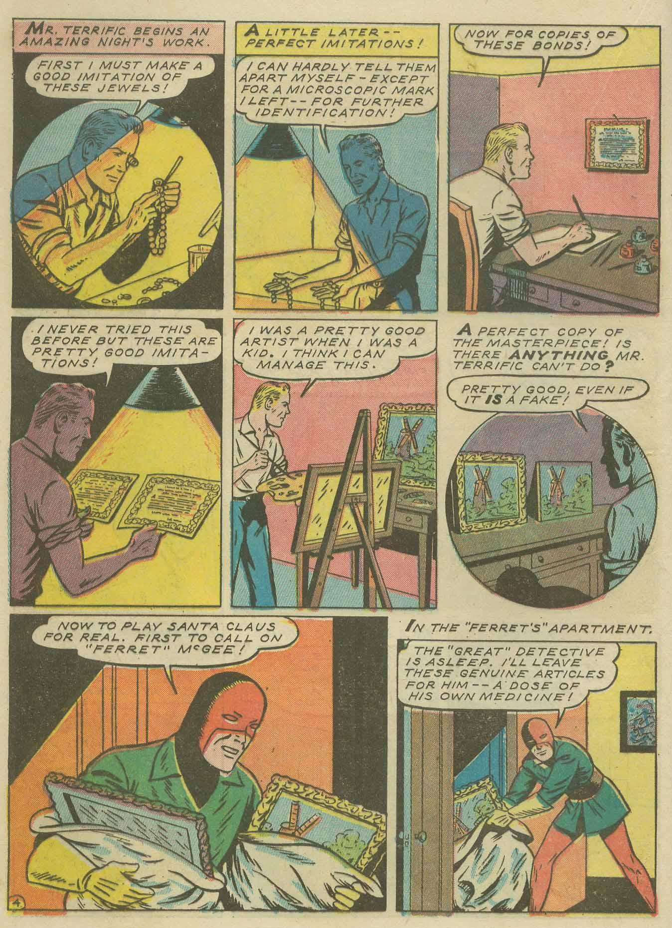 Read online Sensation (Mystery) Comics comic -  Issue #9 - 28