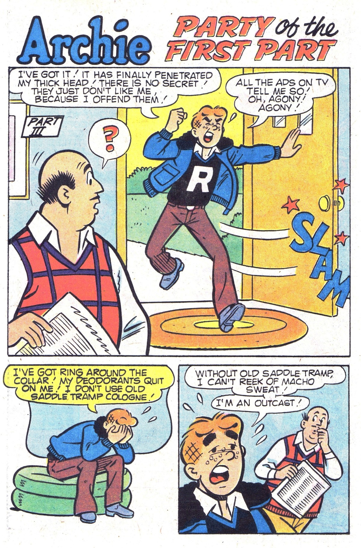 Read online Archie (1960) comic -  Issue #300 - 20