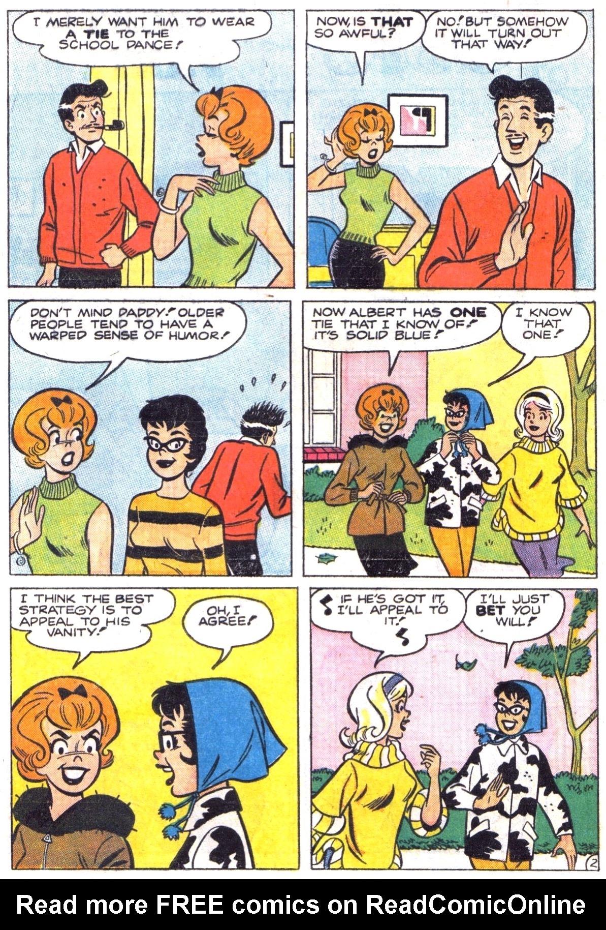 Read online She's Josie comic -  Issue #5 - 4