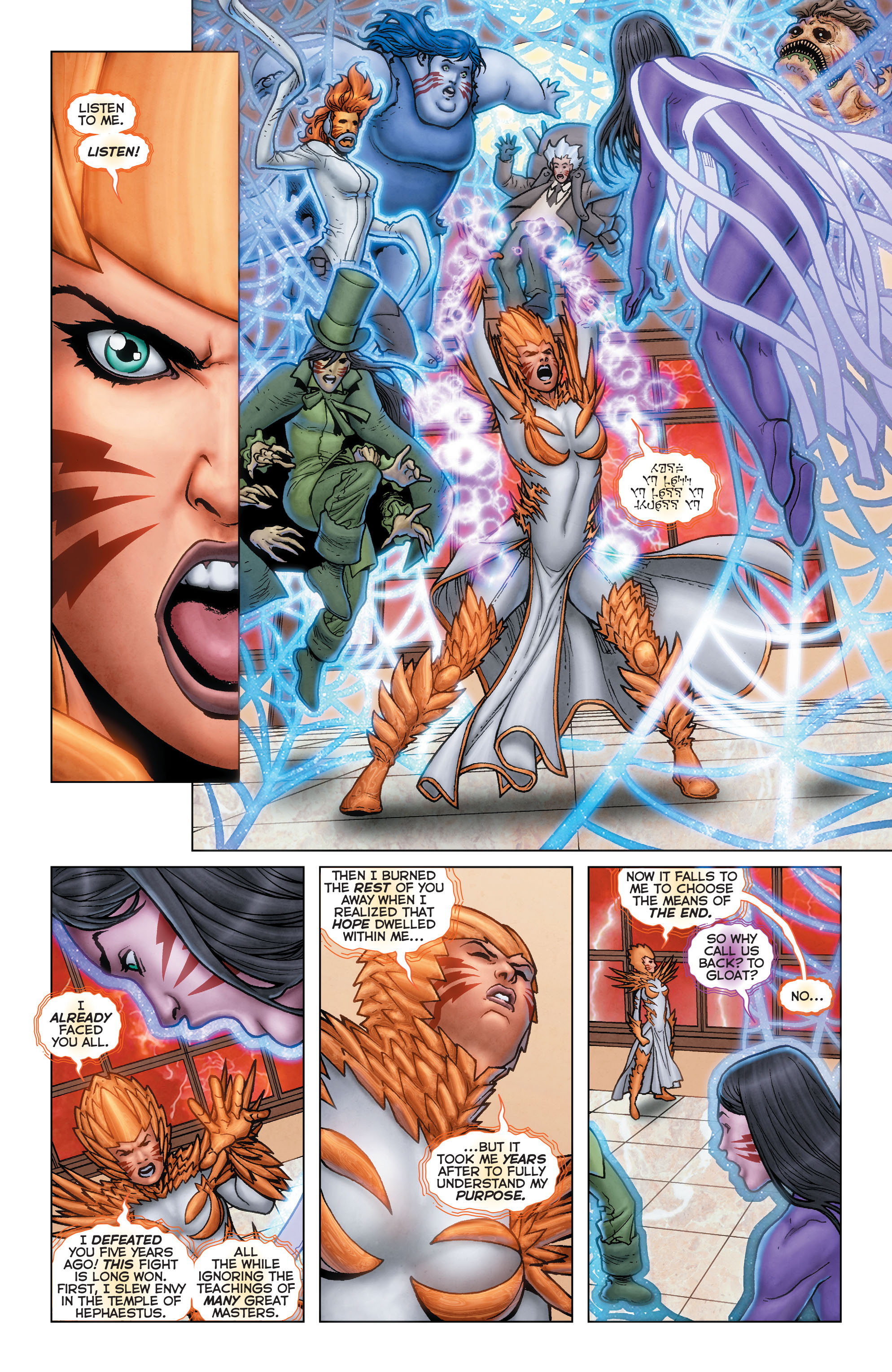 Read online Trinity of Sin: Pandora: Futures End comic -  Issue # Full - 13