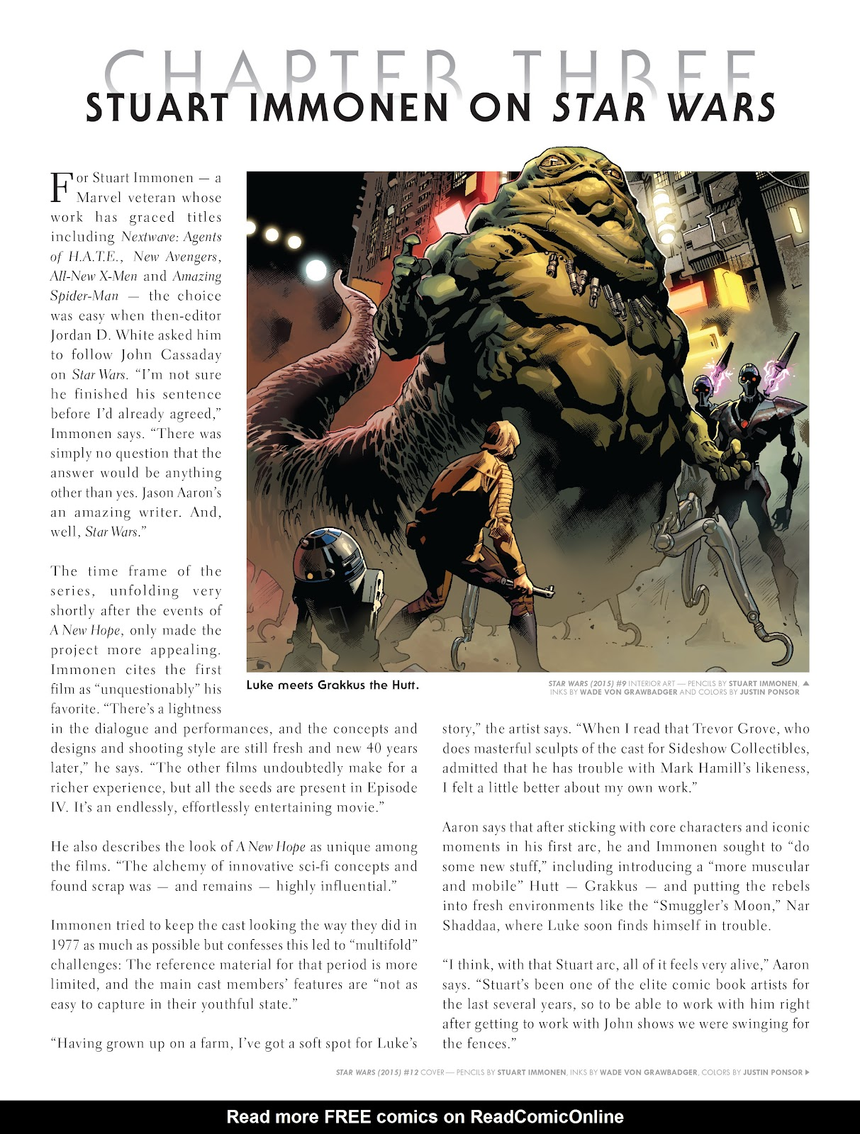 Read online The Marvel Art of Star Wars comic -  Issue # TPB (Part 1) - 35