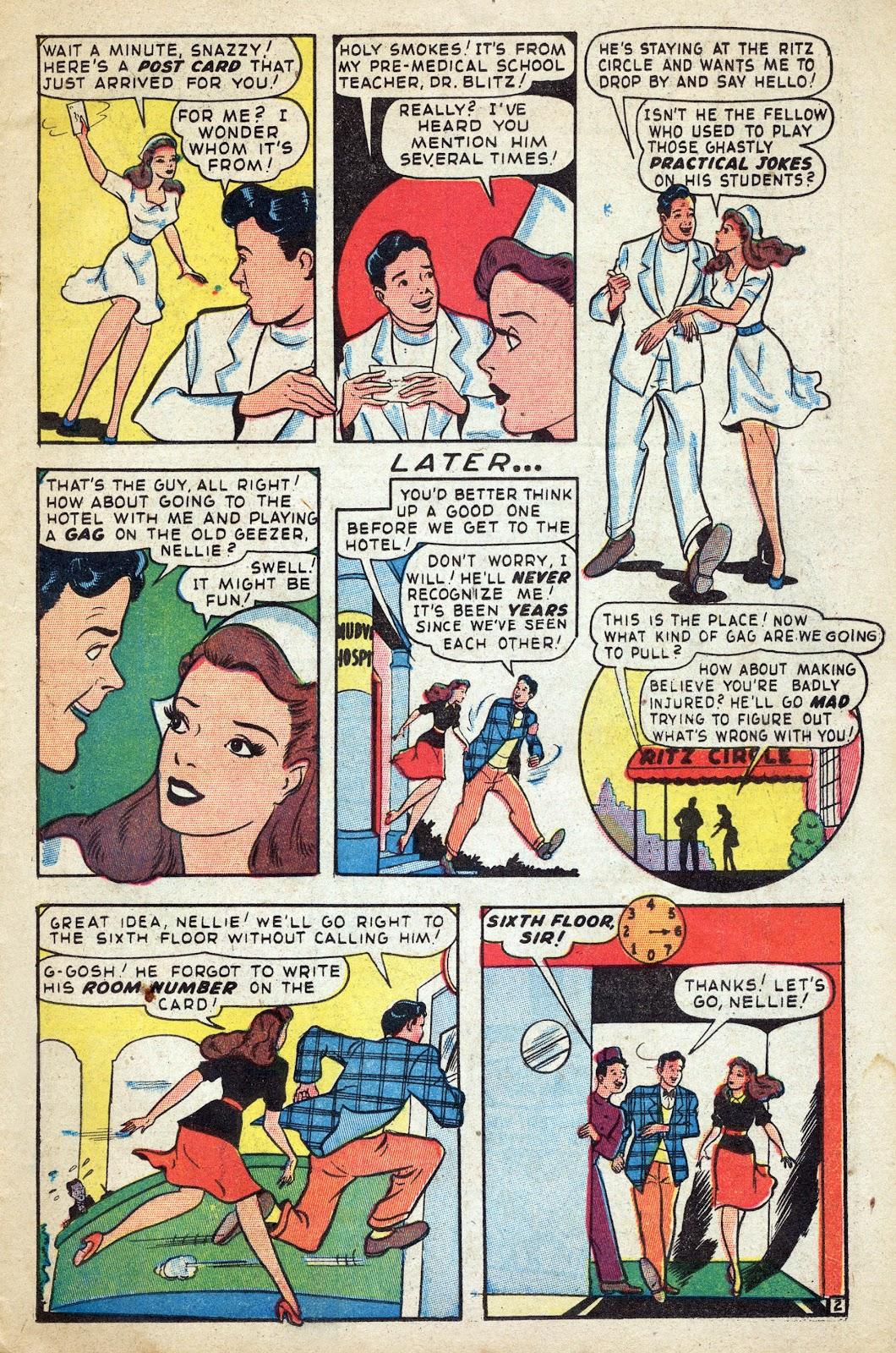 Read online Gay Comics comic -  Issue #31 - 21