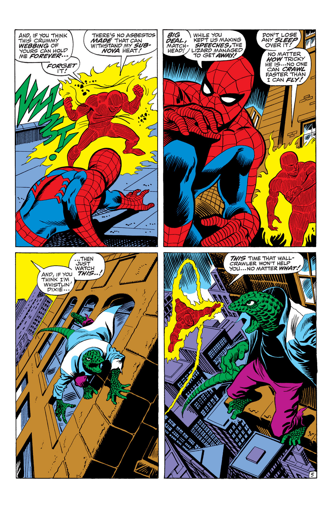The Amazing Spider-Man (1963) 77 Page 5
