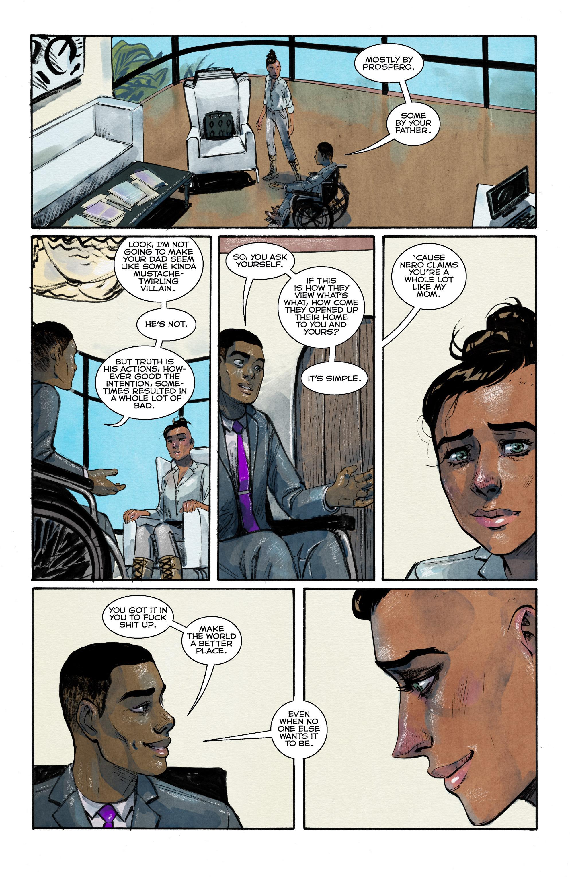 Read online Shutter comic -  Issue #21 - 16