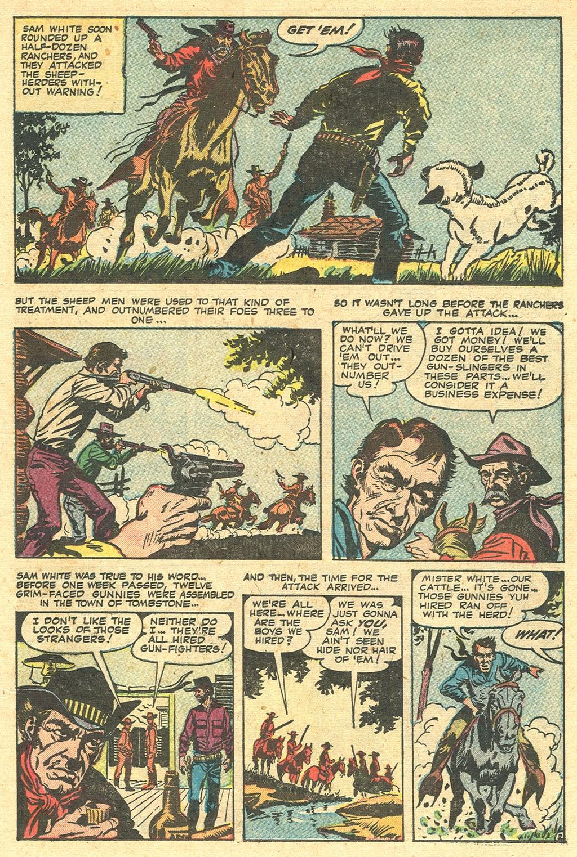 Gunsmoke Western issue 33 - Page 24