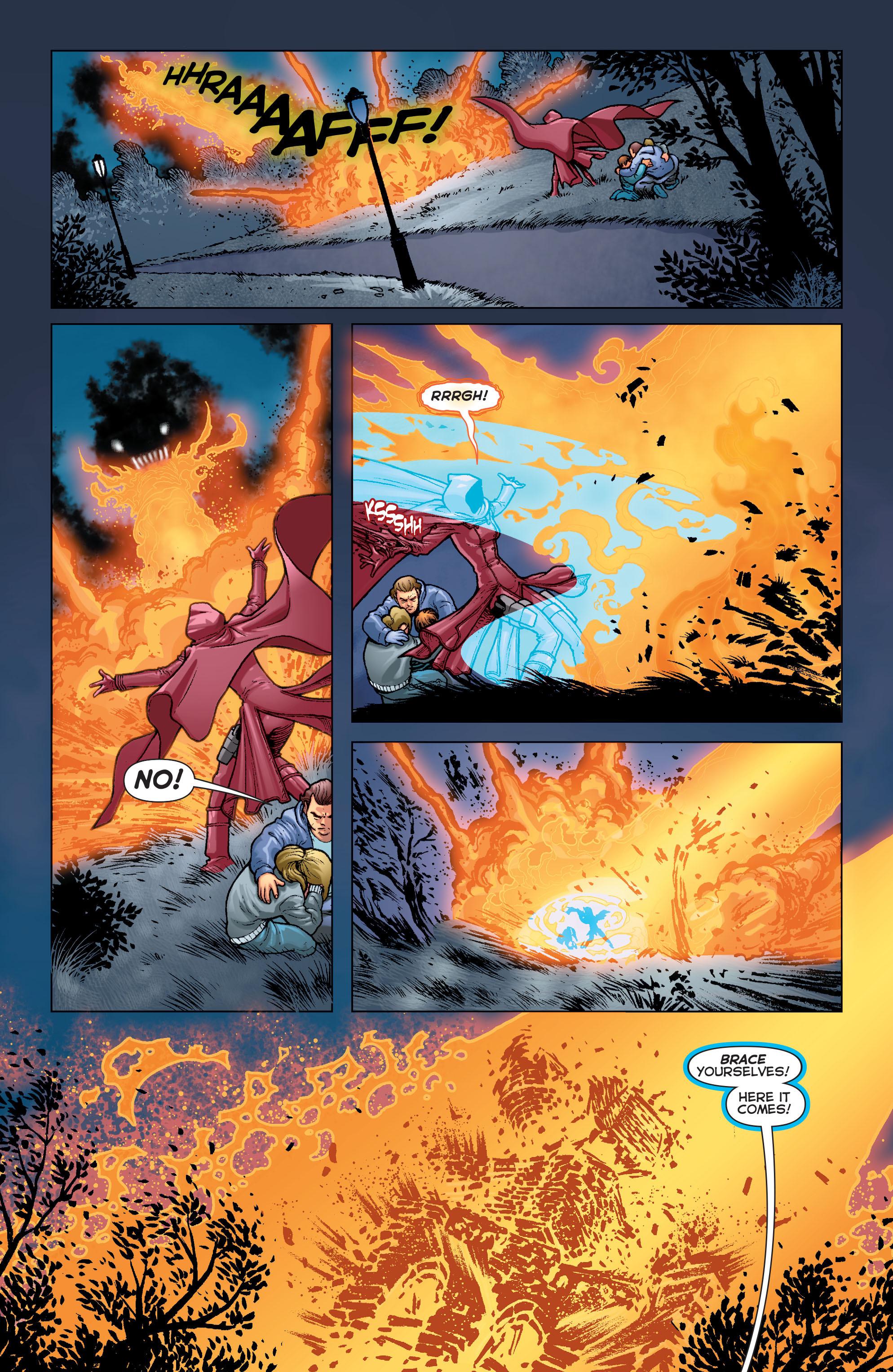 Read online Trinity of Sin: Pandora comic -  Issue #6 - 7
