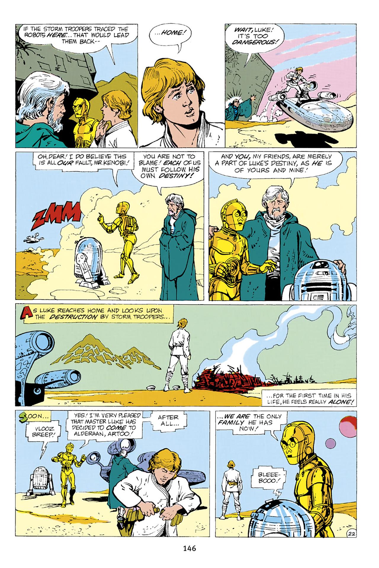 Read online Star Wars Omnibus comic -  Issue # Vol. 23 - 145
