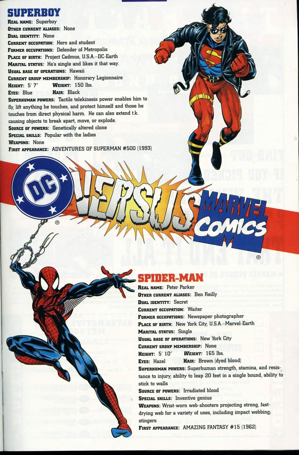 Read online DC Versus Marvel Comics comic -  Issue #1 - 41