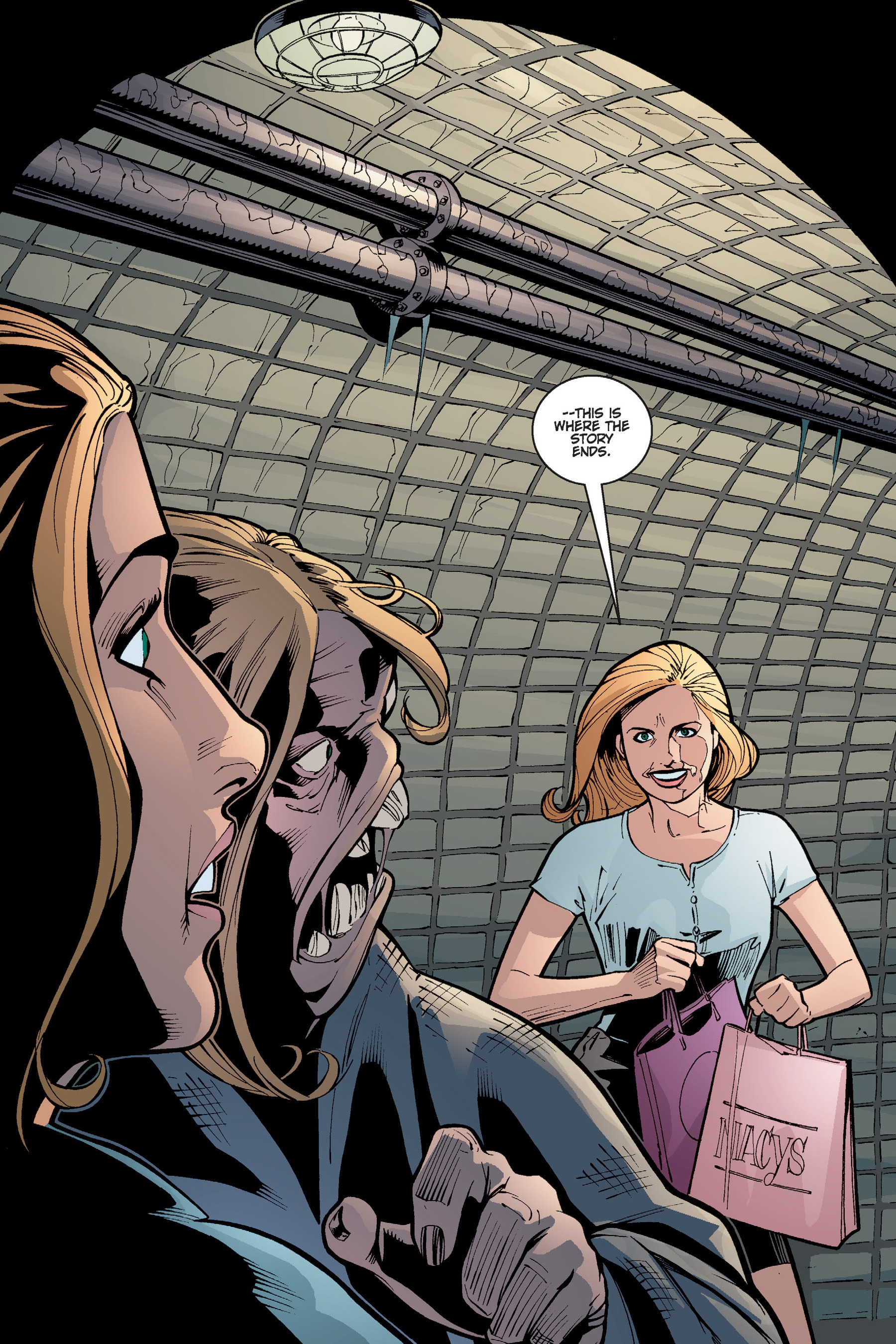 Read online Buffy the Vampire Slayer: Omnibus comic -  Issue # TPB 4 - 185