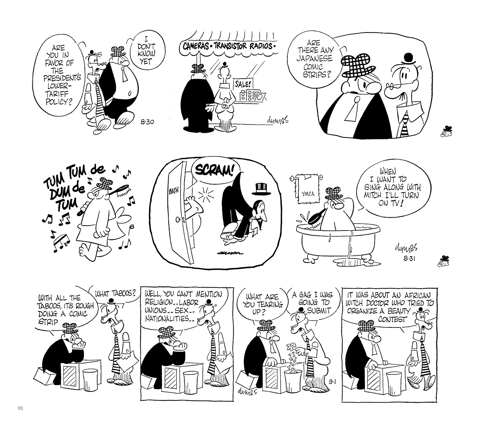 Read online Sam's Strip: The Comic About Comics comic -  Issue # TPB (Part 2) - 8