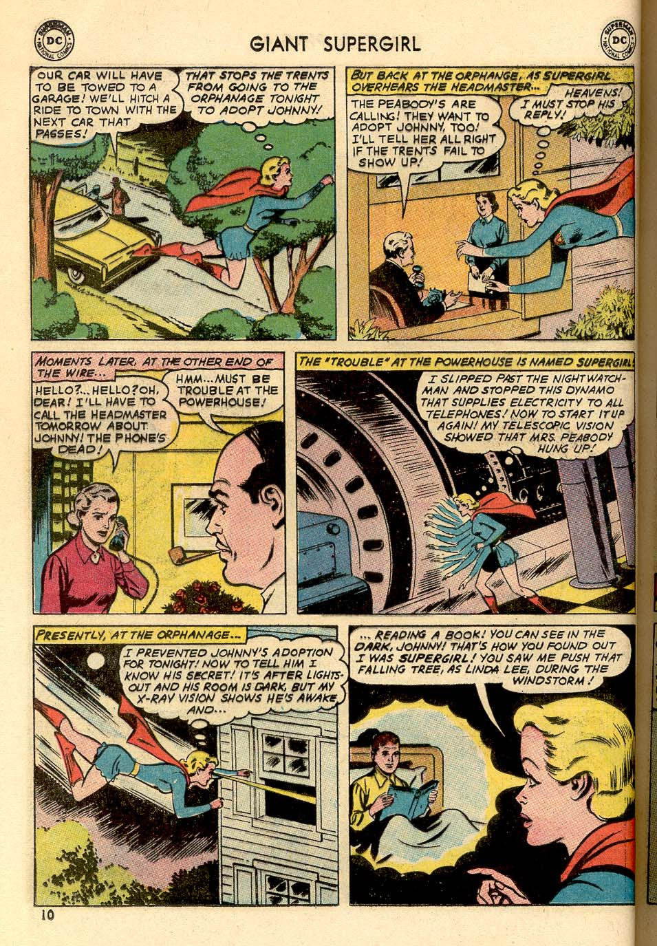 Action Comics (1938) 347 Page 11