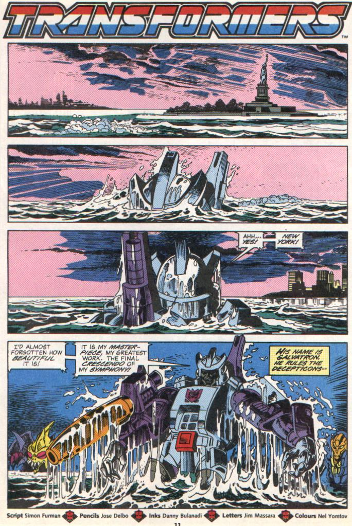The Transformers (UK) 298 Page 1