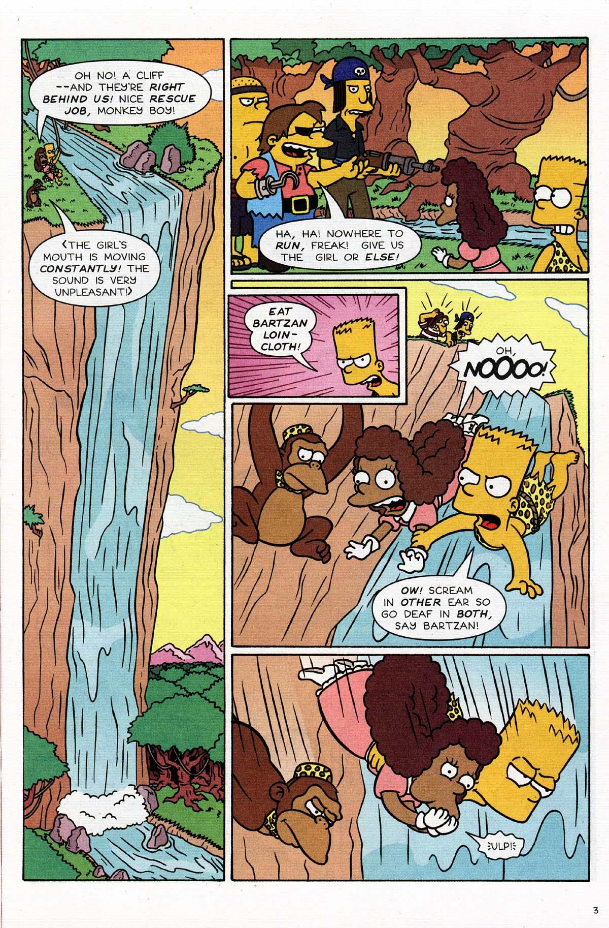 Read online Simpsons Comics Presents Bart Simpson comic -  Issue #13 - 5