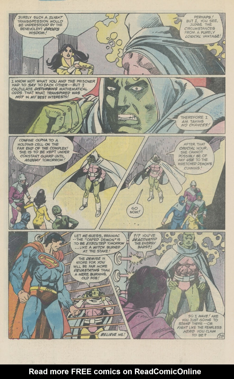 Read online Superman Special (1983) comic -  Issue #2 - 33