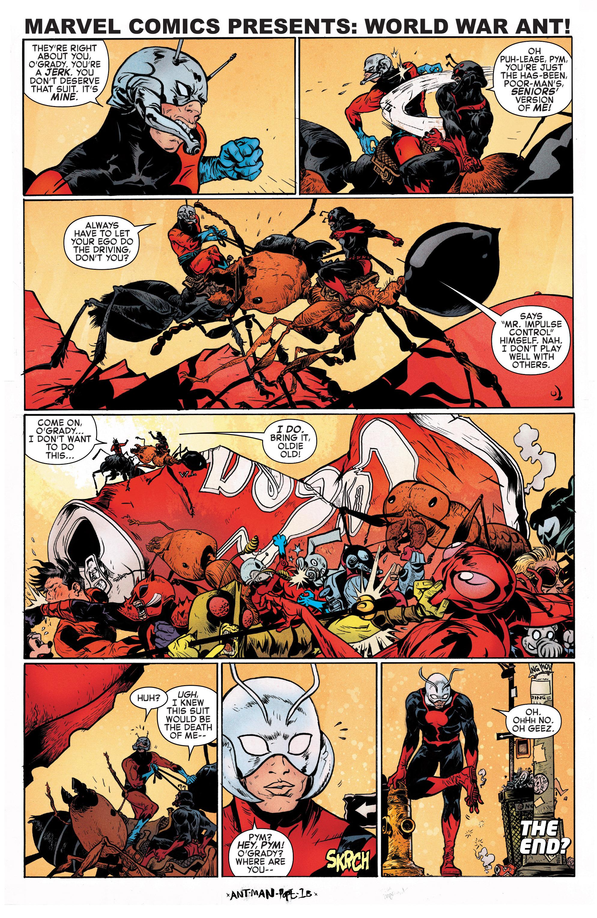 Read online Secret Wars: Battleworld comic -  Issue #3 - 21