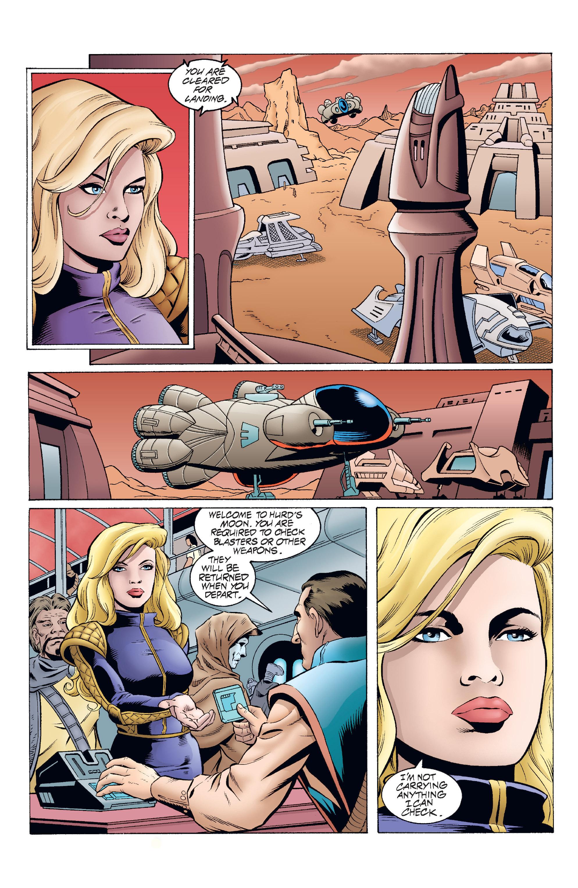 Read online Star Wars Omnibus comic -  Issue # Vol. 11 - 308