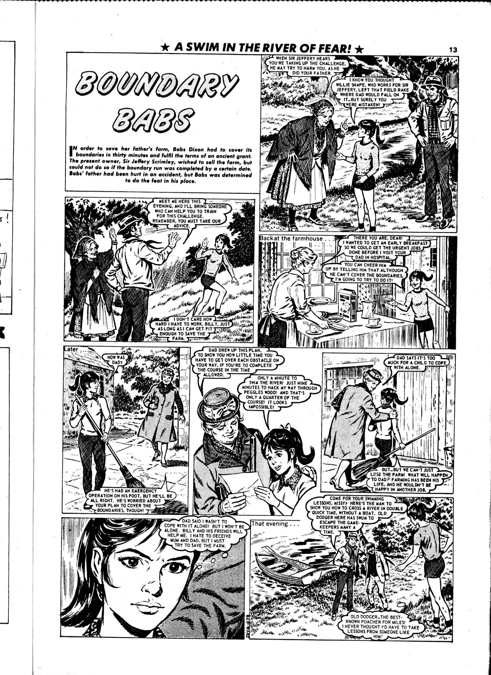Read online Judy comic -  Issue #988 - 13