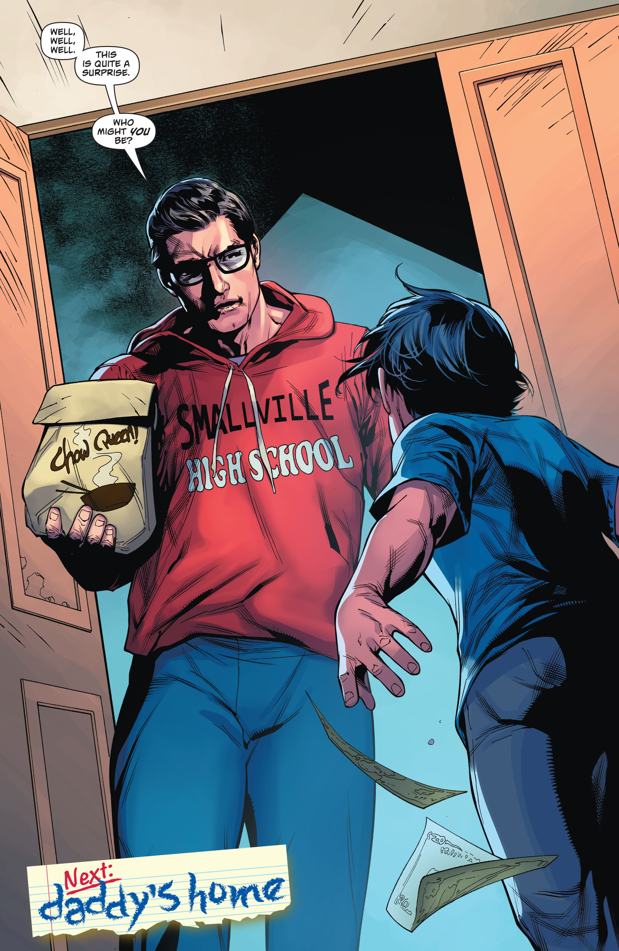 Read online Action Comics (2016) comic -  Issue #971 - 23