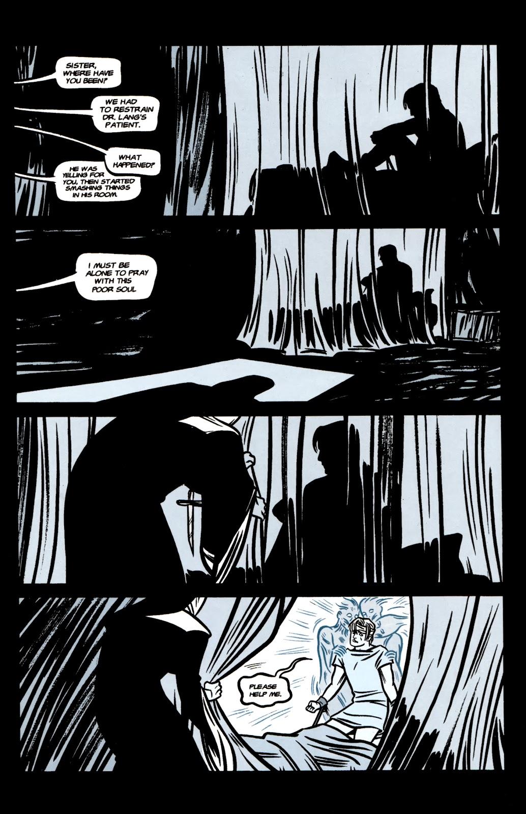 Read online Feeders comic -  Issue # Full - 11