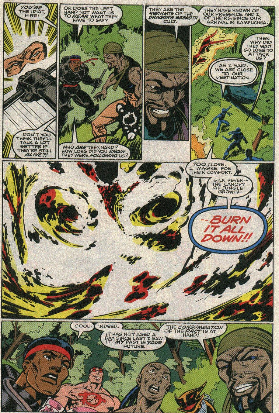 The New Warriors Issue #22 #26 - English 22