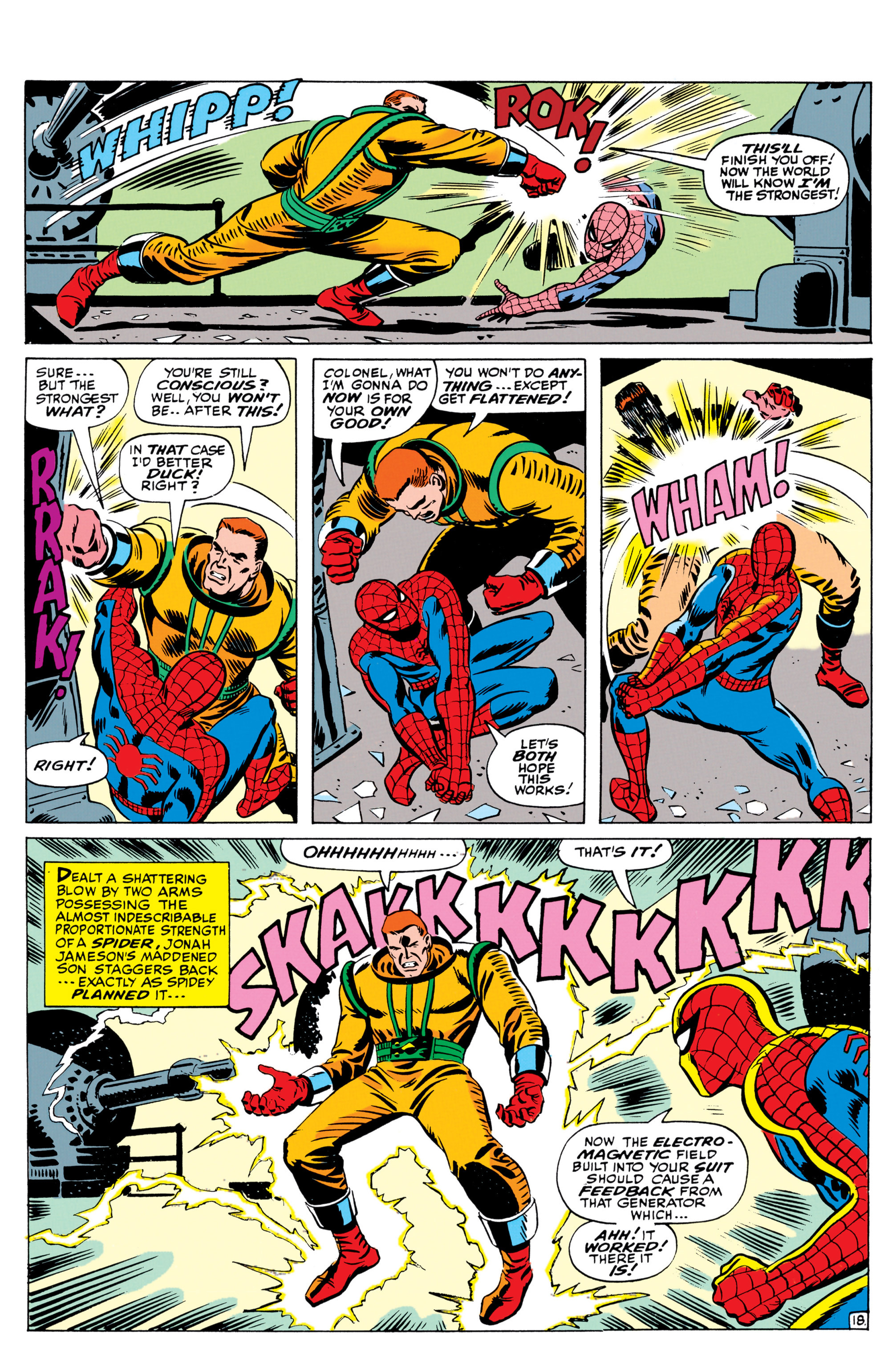 The Amazing Spider-Man (1963) 42 Page 18
