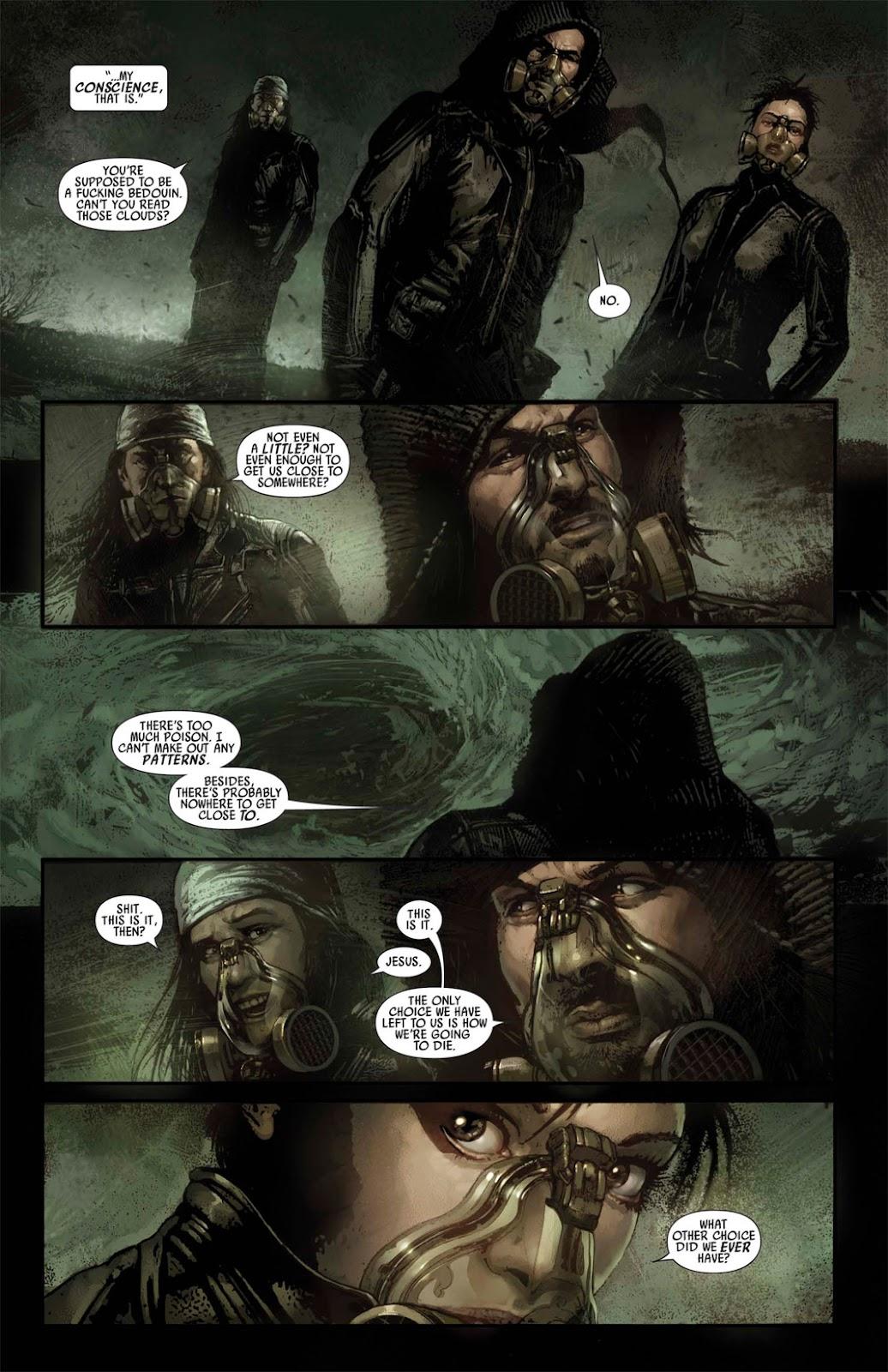 Read online After Dark comic -  Issue #2 - 4