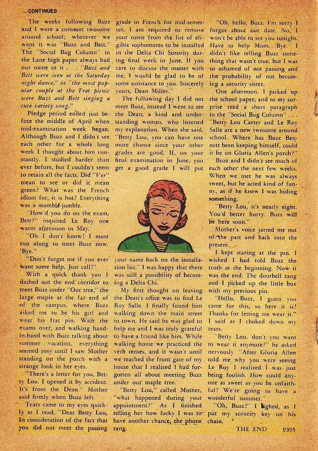 Read online Nellie The Nurse (1945) comic -  Issue #32 - 18
