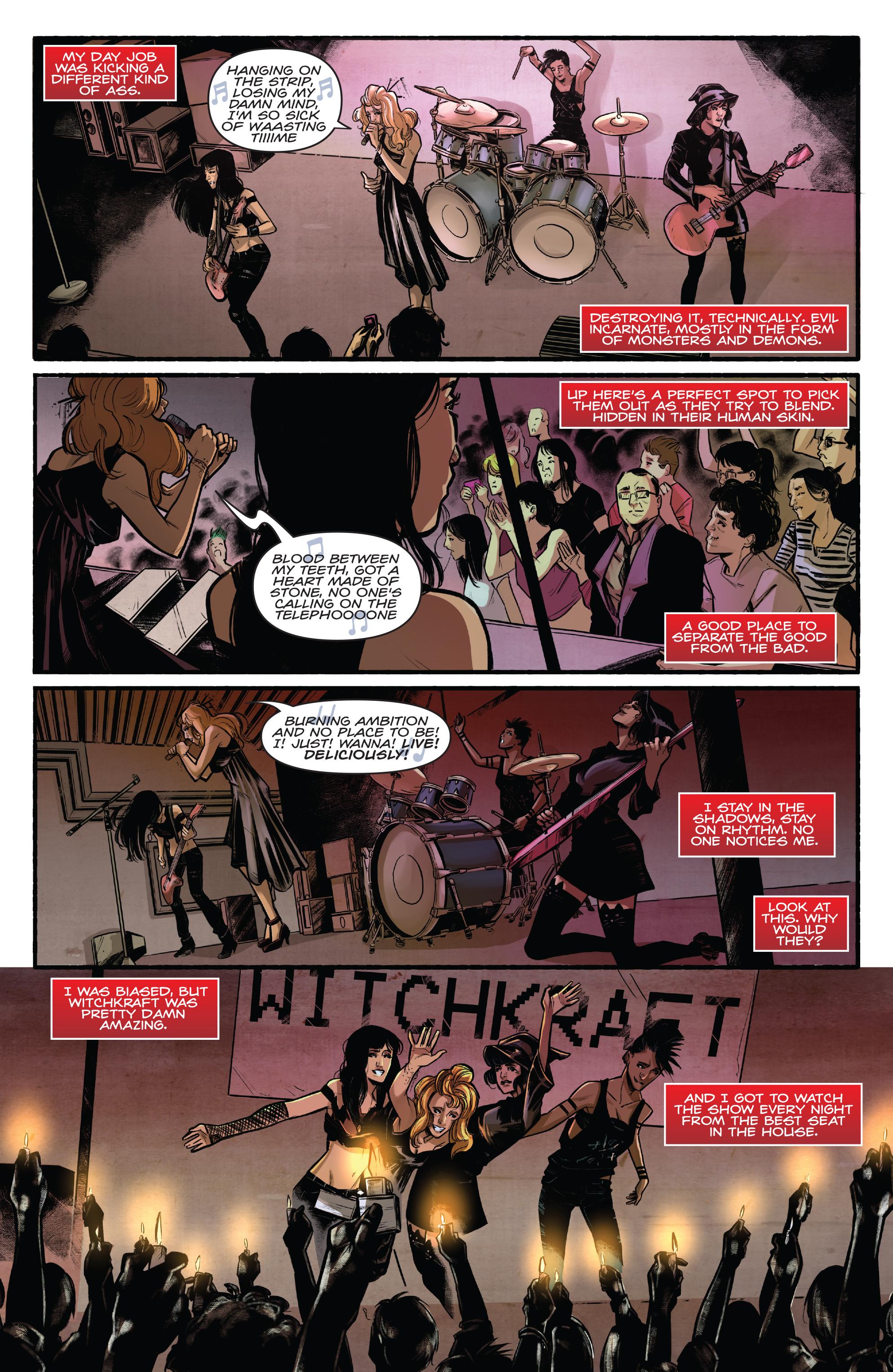 Read online Kiss/Vampirella comic -  Issue #1 - 12