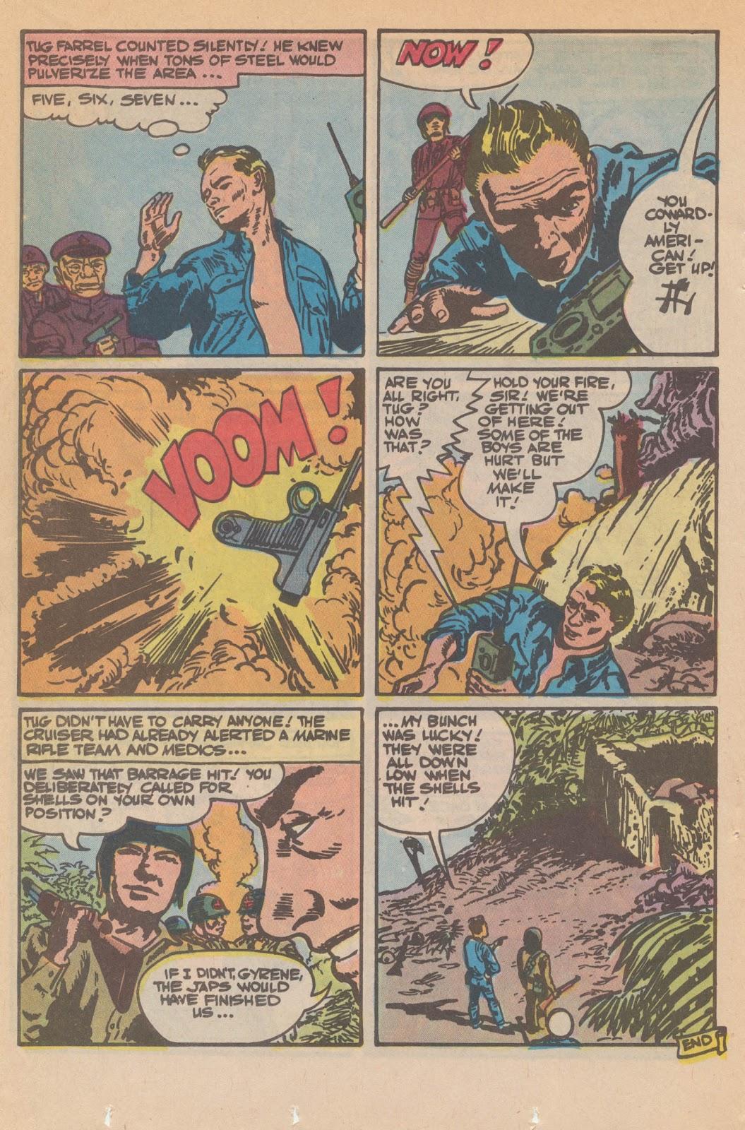Read online Fightin' Navy comic -  Issue #133 - 12