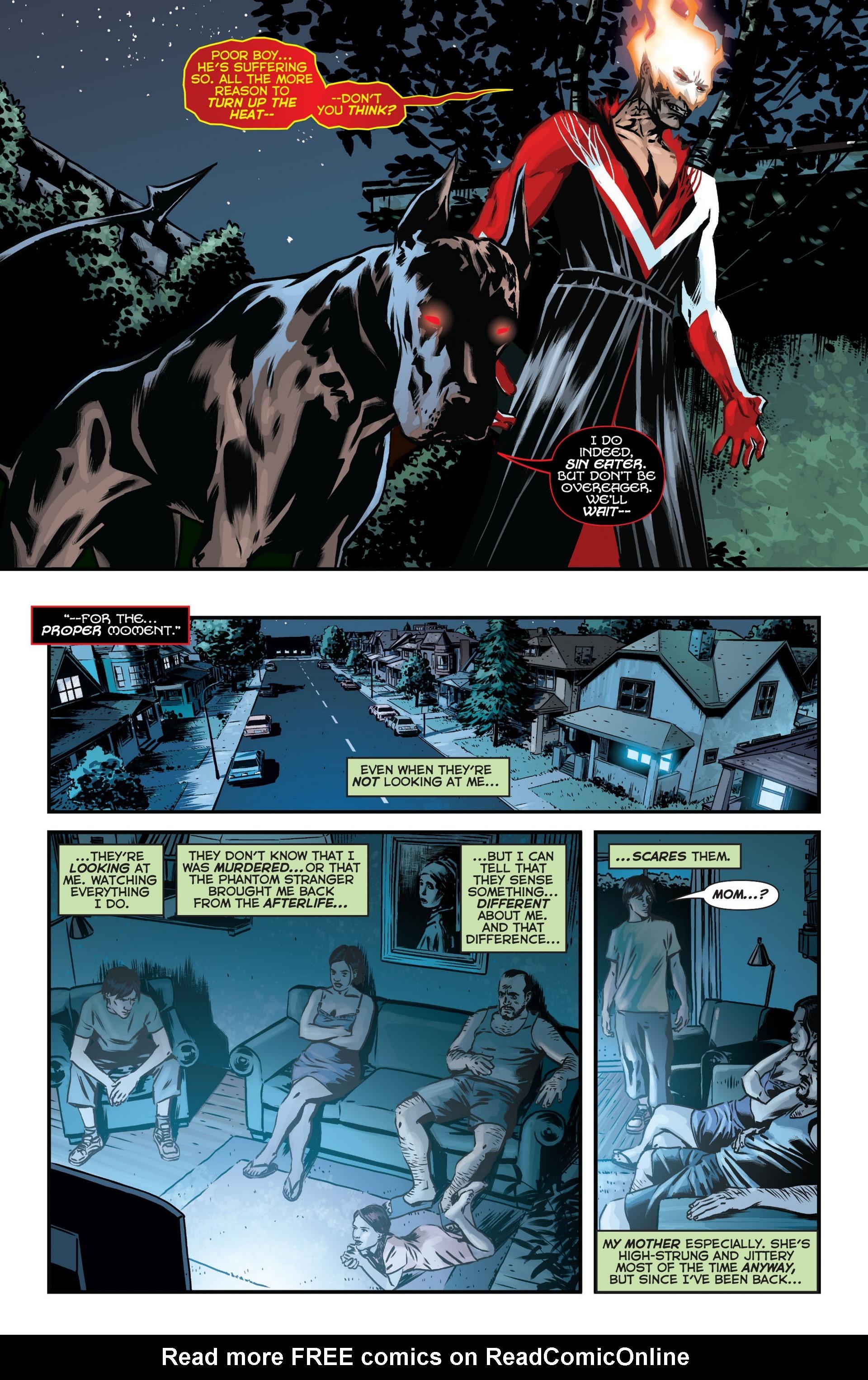 Read online Trinity of Sin: The Phantom Stranger comic -  Issue #12 - 8