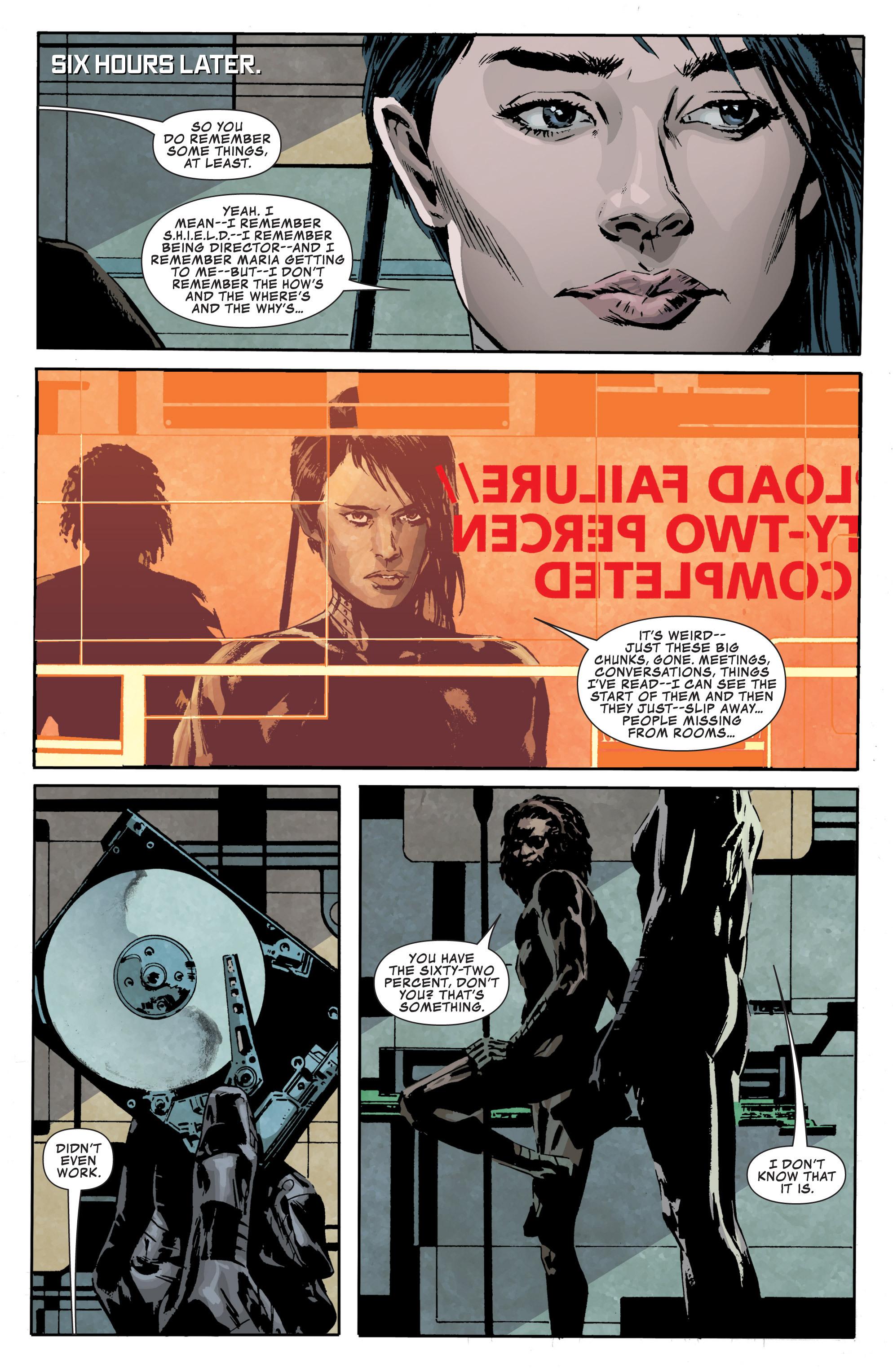 Read online Secret Avengers (2013) comic -  Issue #9 - 16