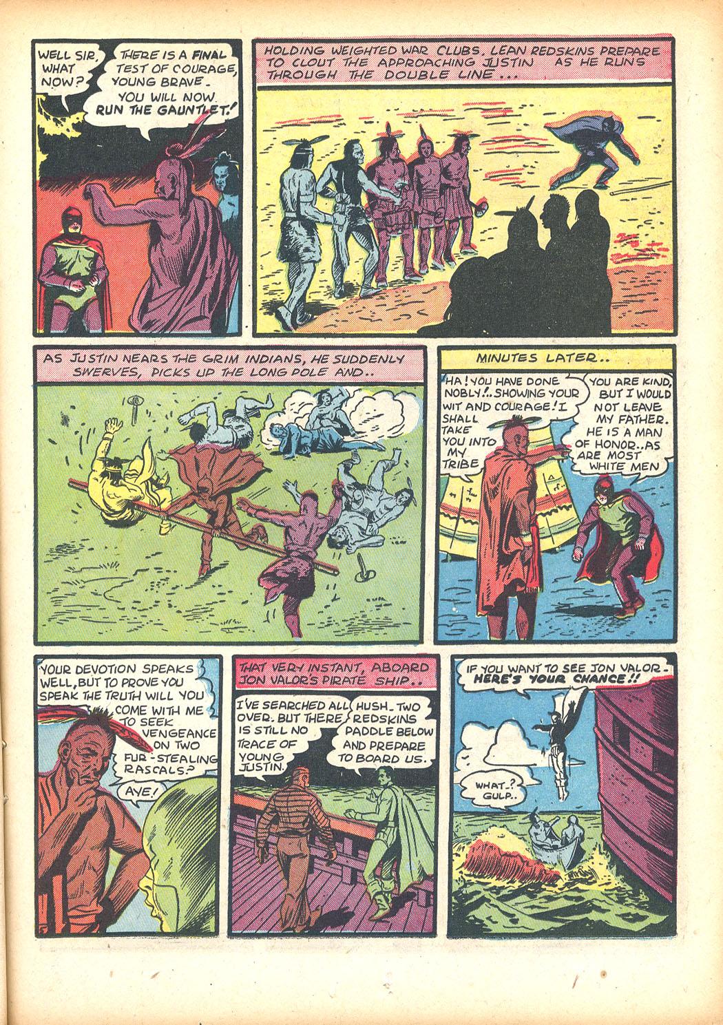 Read online Sensation (Mystery) Comics comic -  Issue #13 - 21