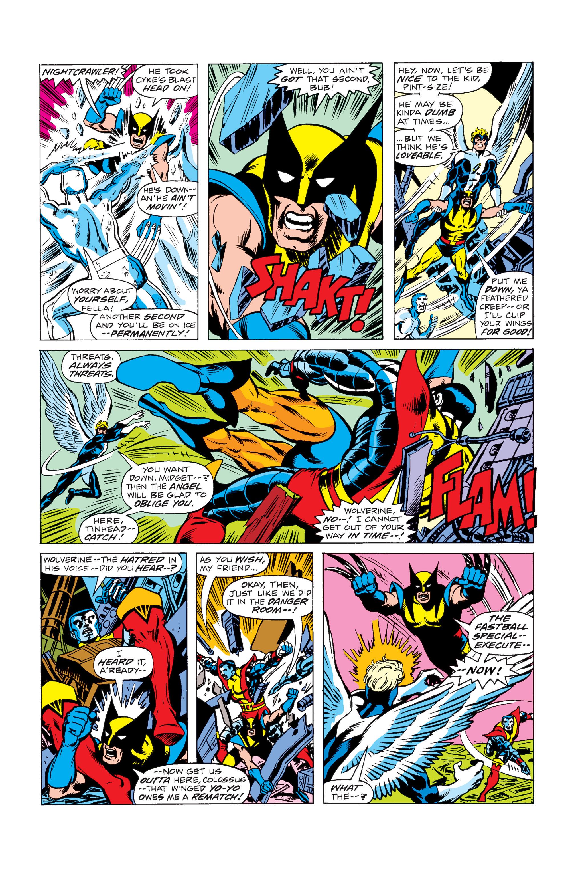 Uncanny X-Men (1963) 100 Page 4