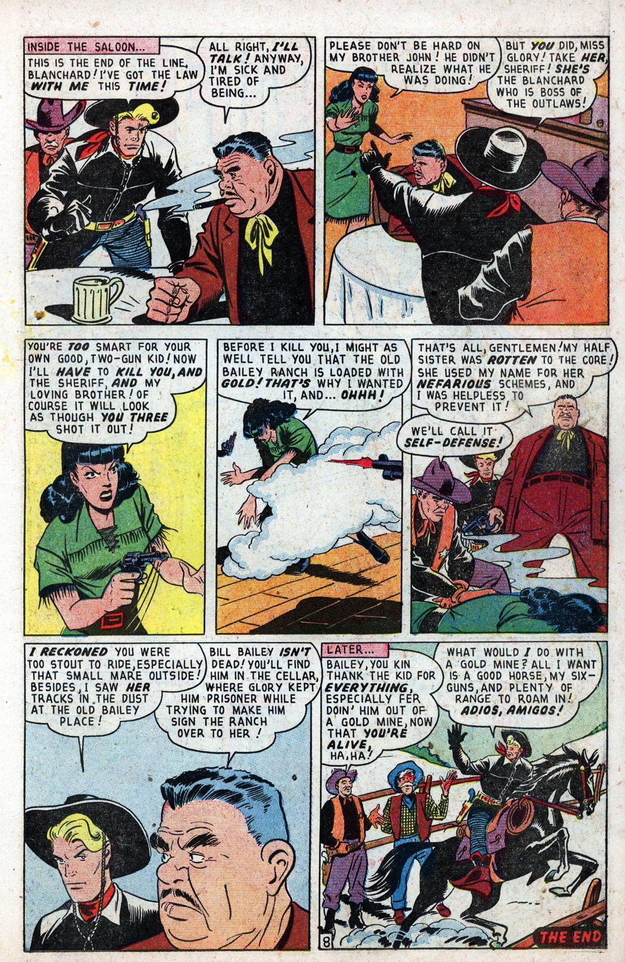 Read online Two-Gun Kid comic -  Issue #3 - 15