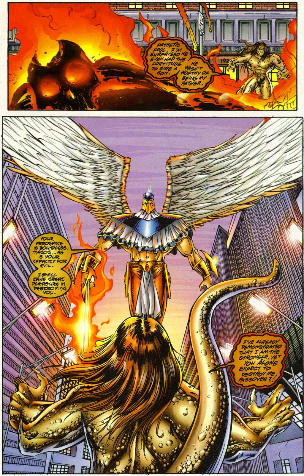 Read online Avengelyne (1996) comic -  Issue #3 - 13