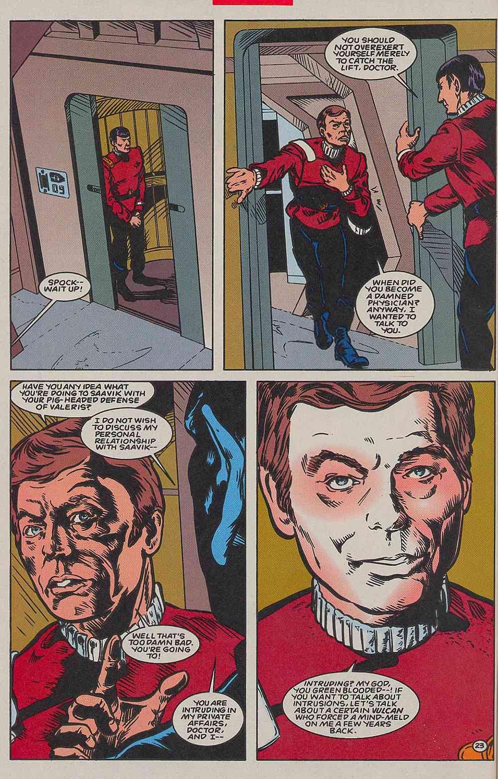 Read online Star Trek (1989) comic -  Issue # _Special 2 - 56