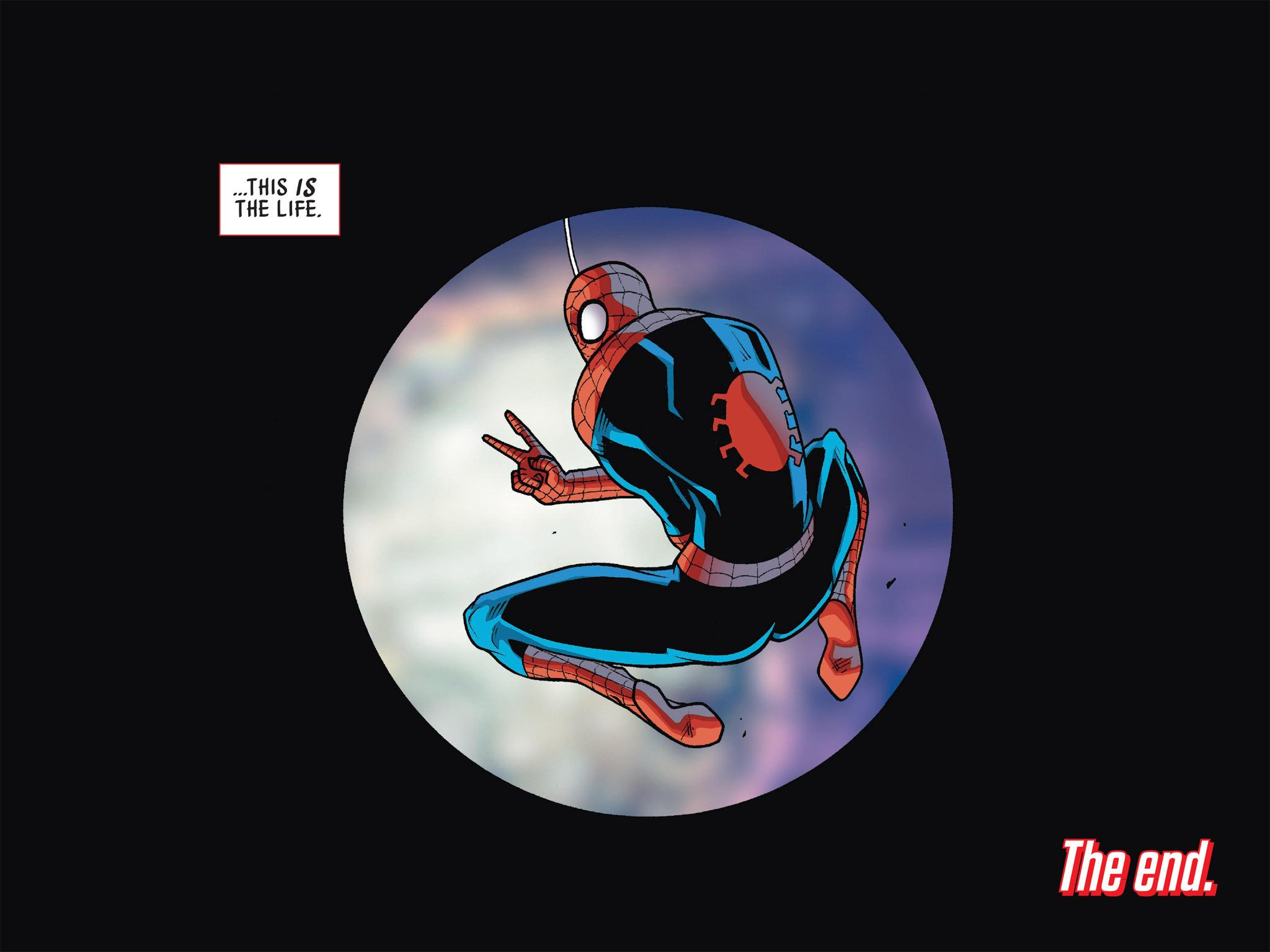 Read online Ultimate Spider-Man (Infinite Comics) (2016) comic -  Issue #5 - 52