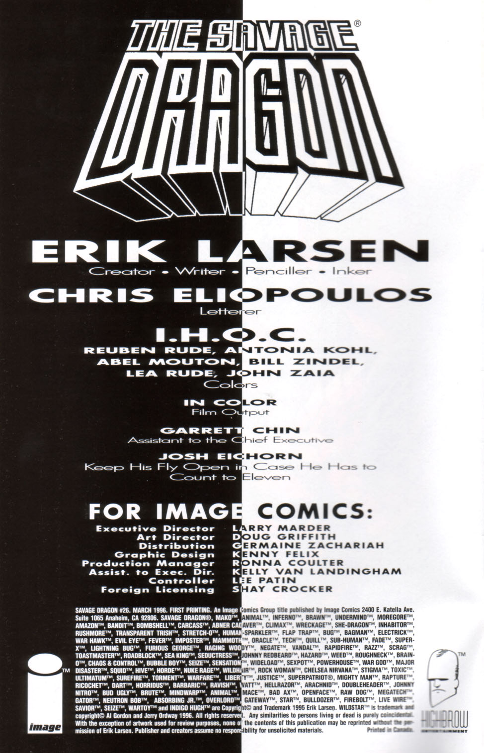 The Savage Dragon (1993) Issue #26 #29 - English 3