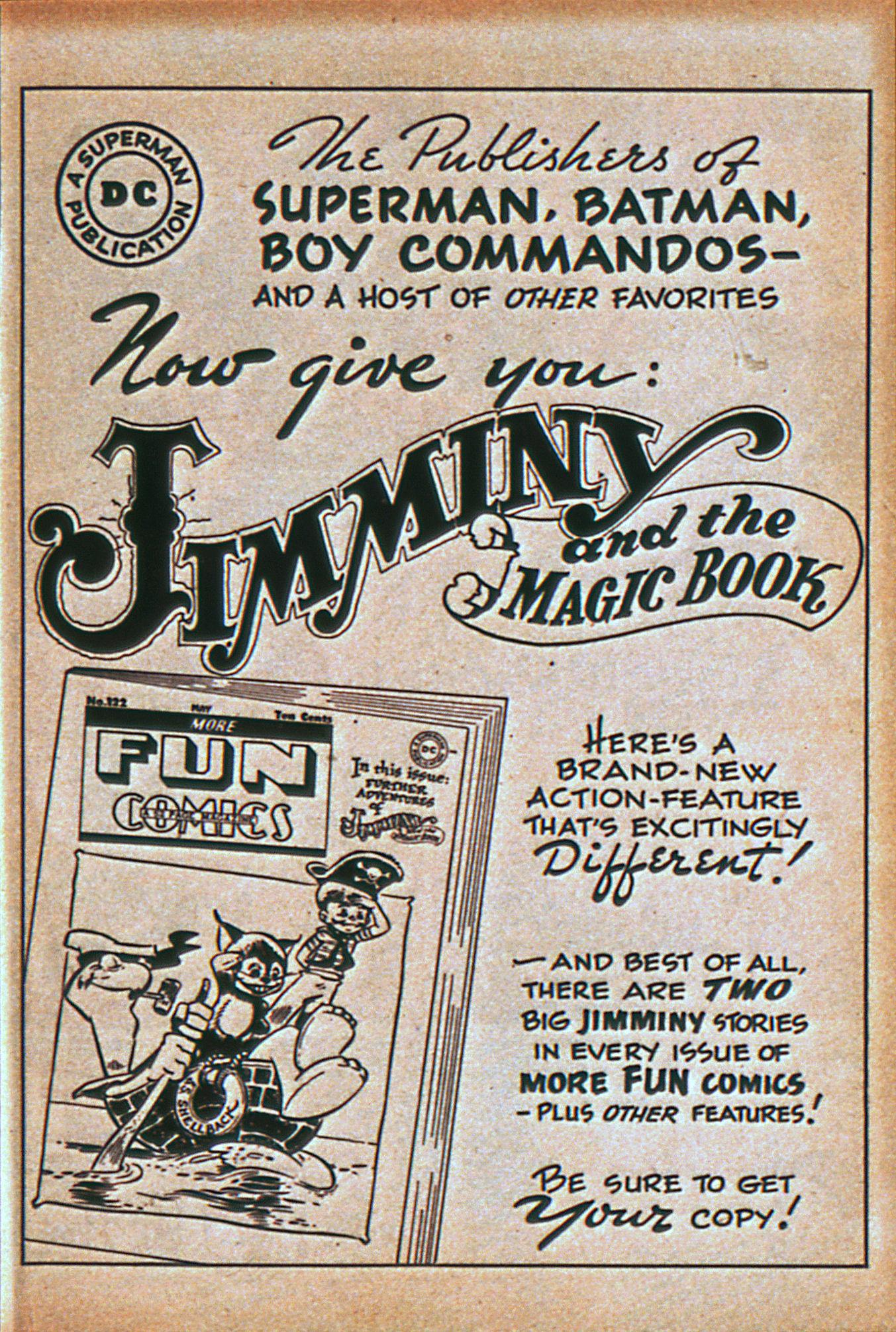 Read online Adventure Comics (1938) comic -  Issue #116 - 52