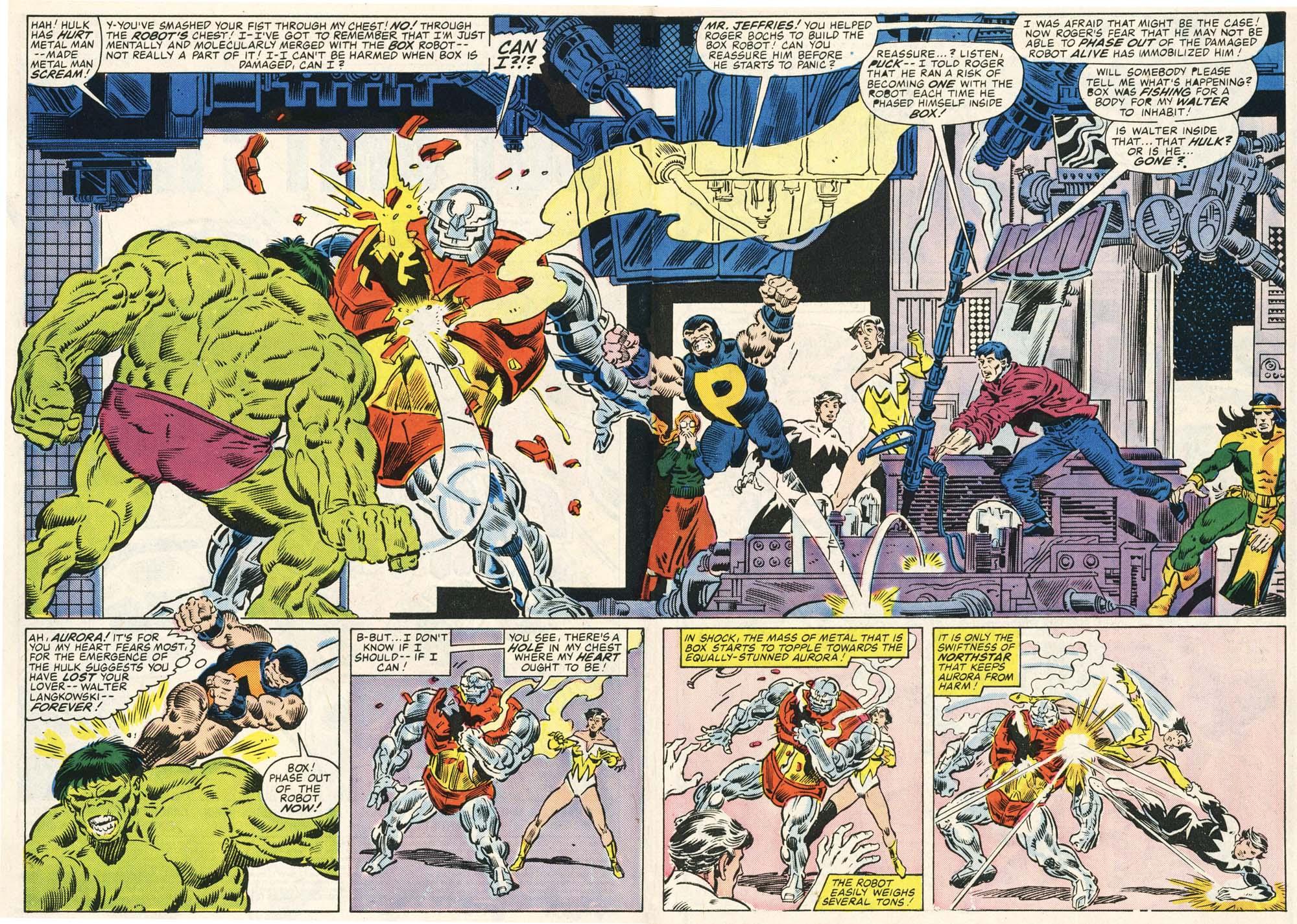 Read online Alpha Flight (1983) comic -  Issue #29 - 3