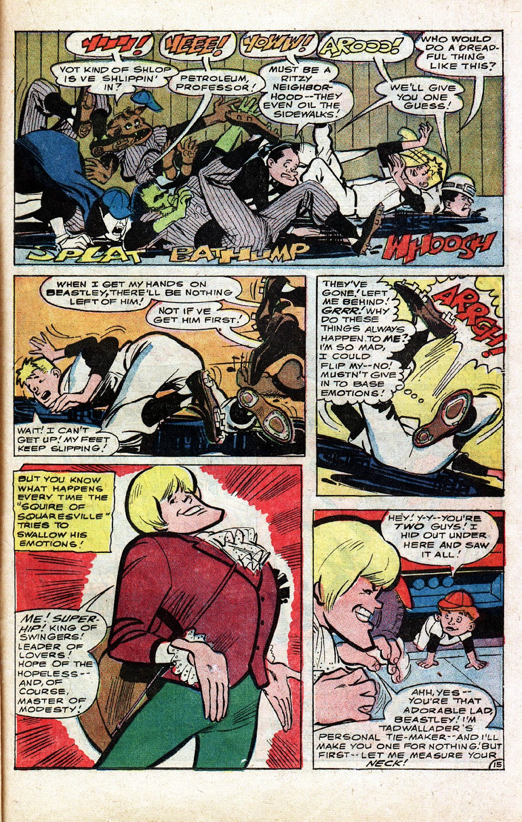 The Adventures of Bob Hope issue 106 - Page 21
