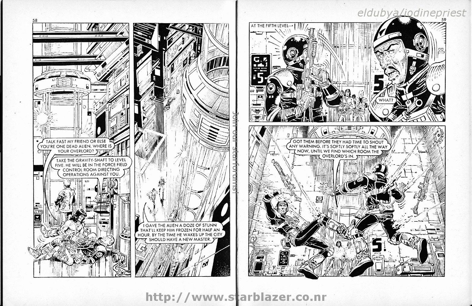 Starblazer issue 118 - Page 31