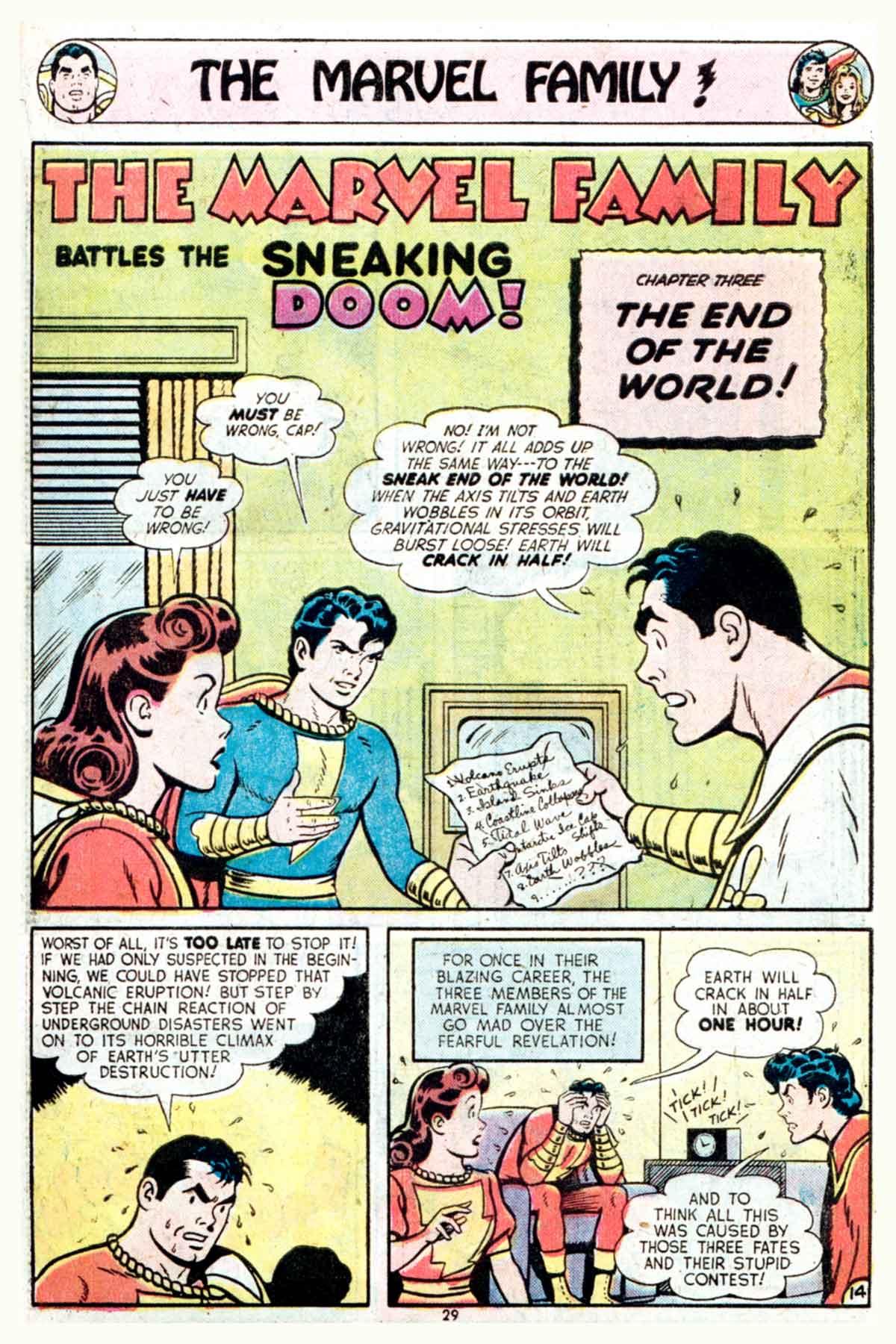 Read online Shazam! (1973) comic -  Issue #16 - 29