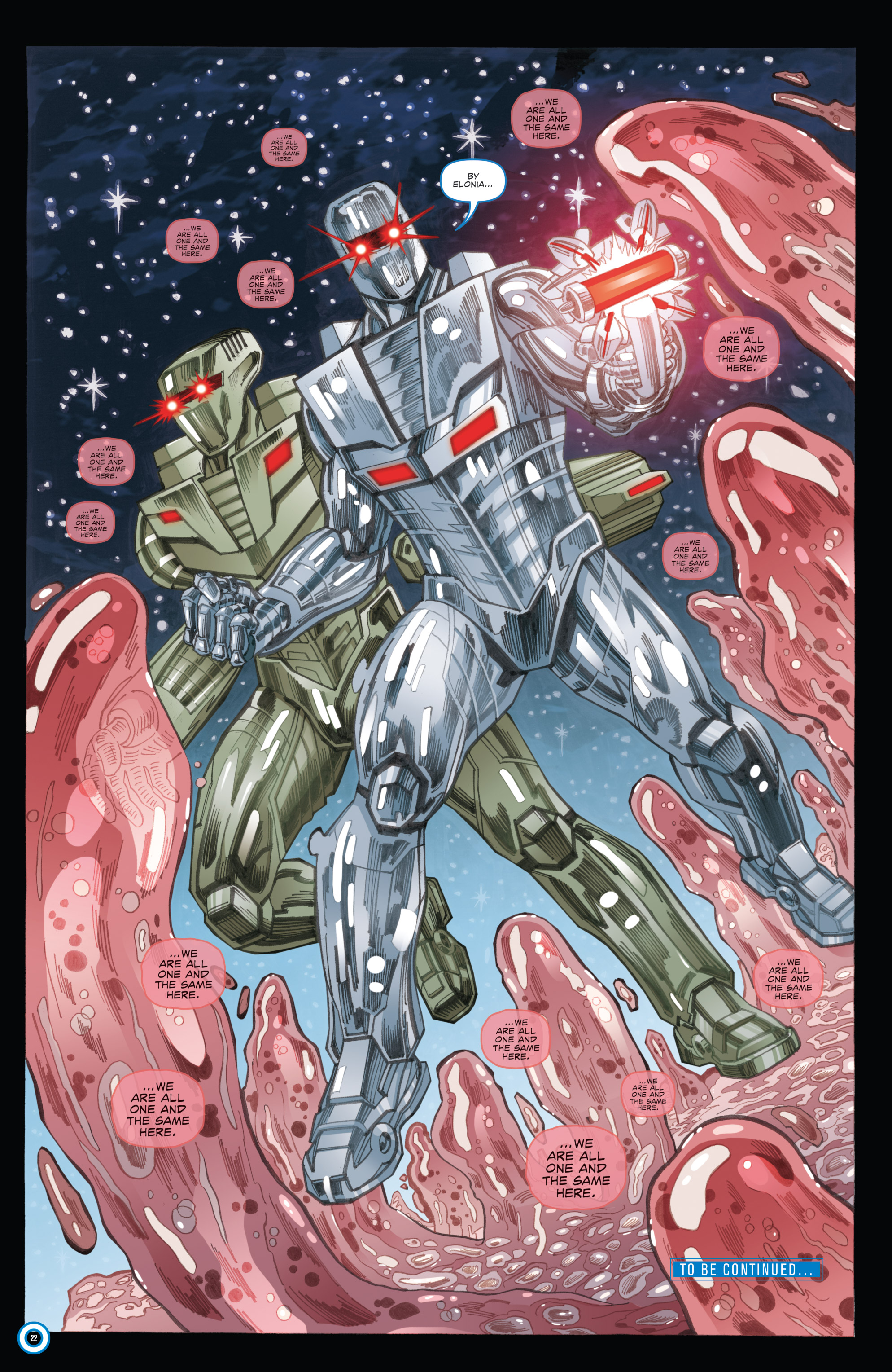 Read online ROM (2016) comic -  Issue #11 - 24