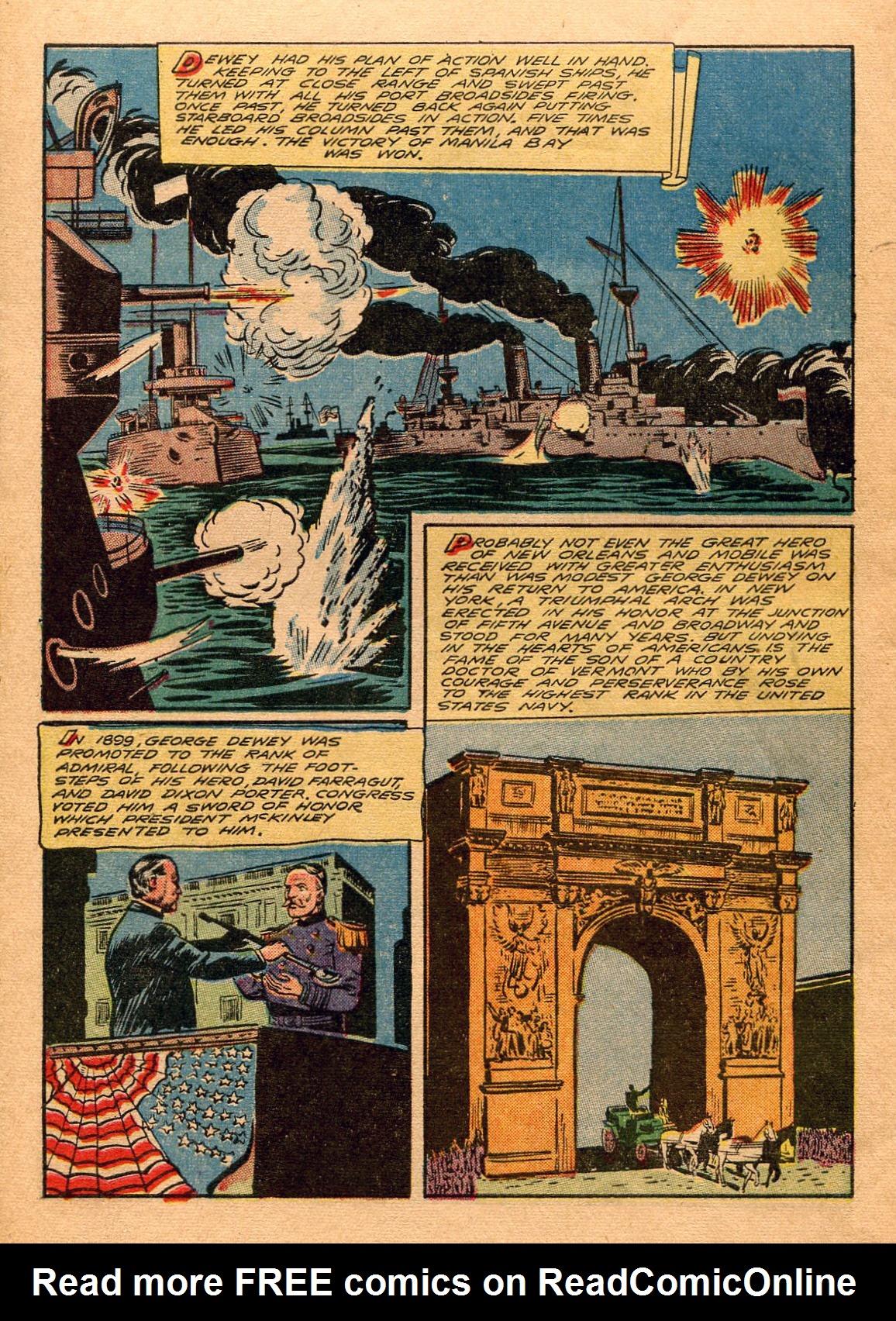 Read online Shadow Comics comic -  Issue #53 - 51