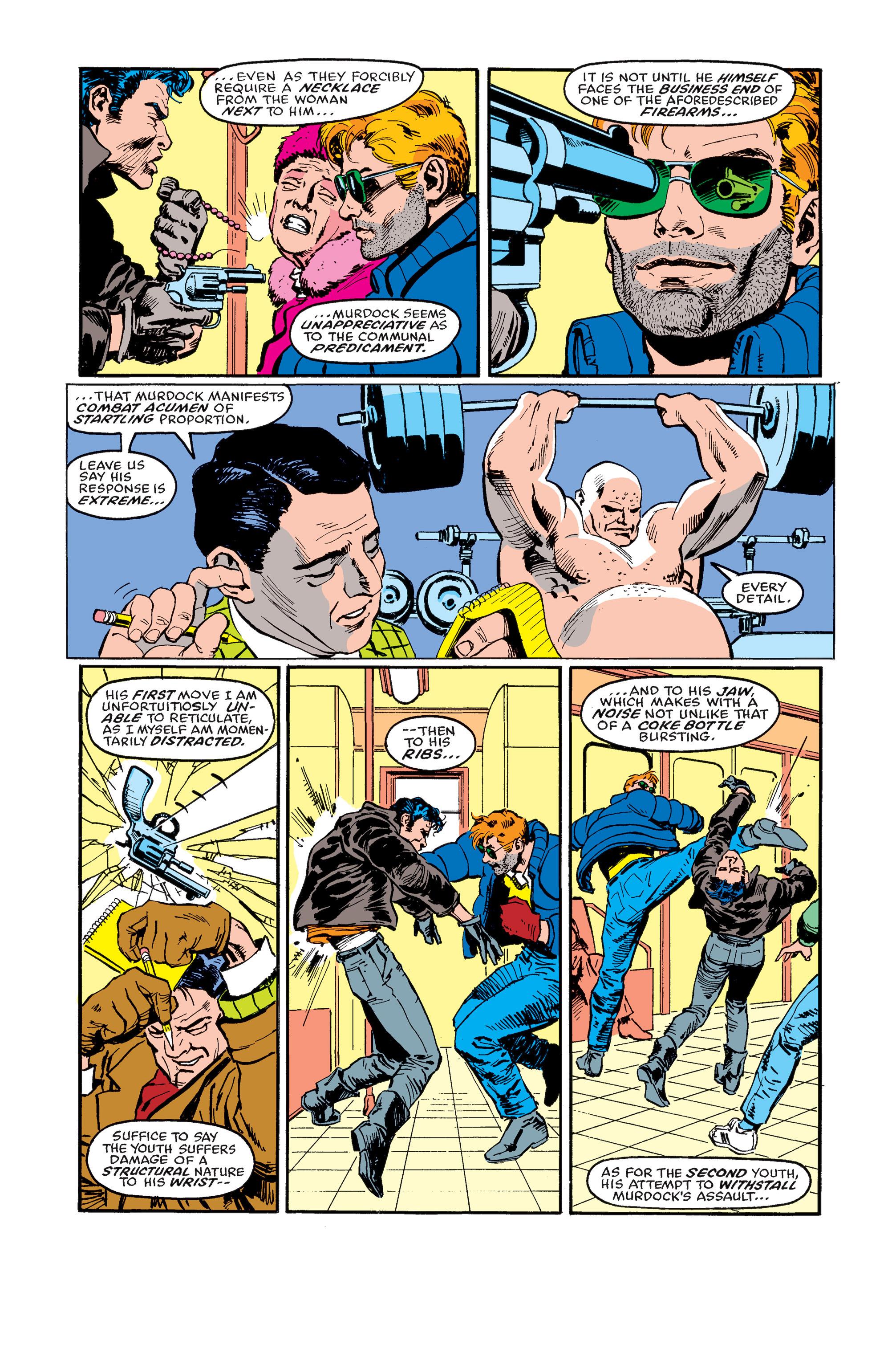 Read online Daredevil: Born Again comic -  Issue # Full - 64