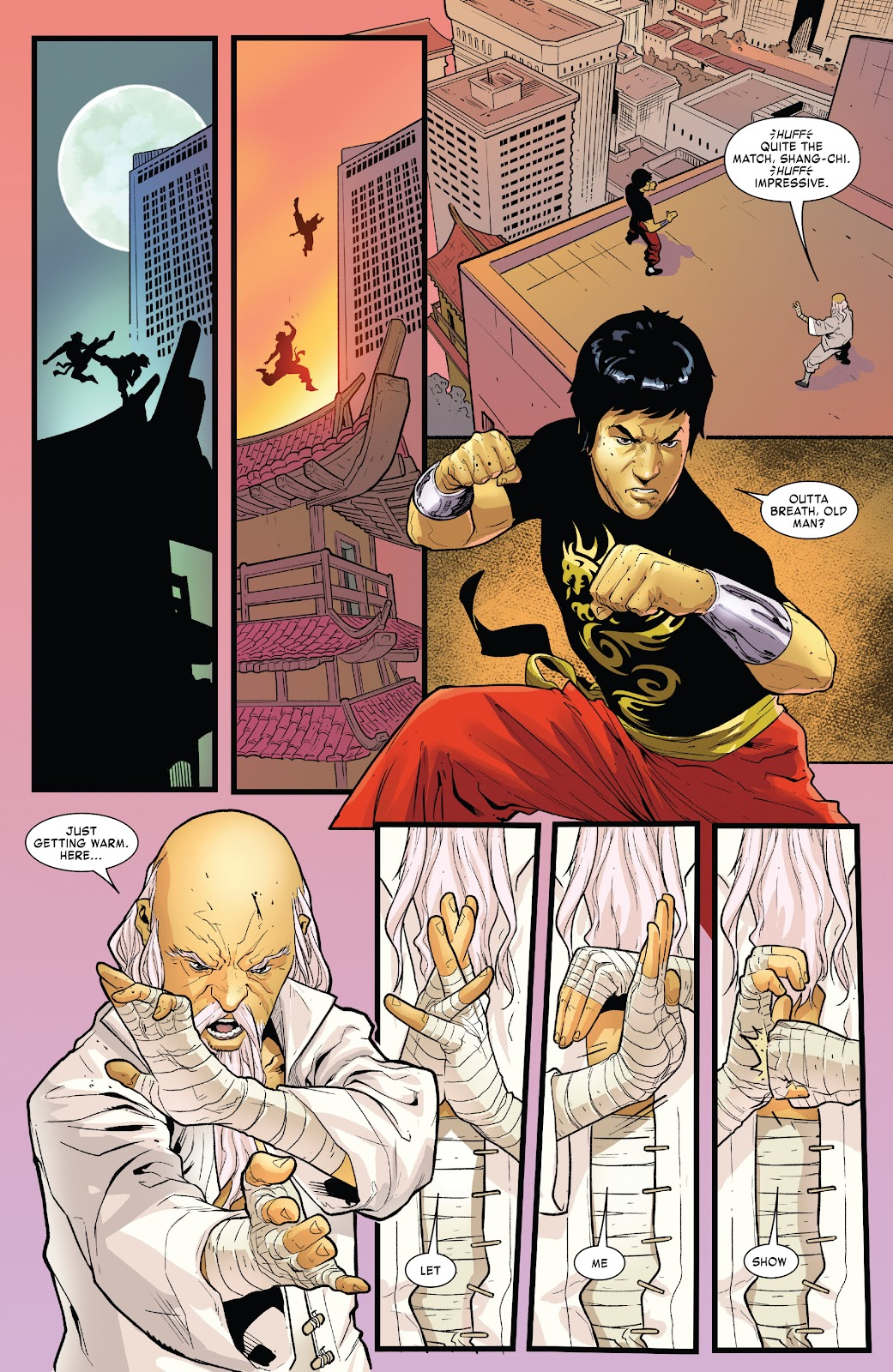 Read online Bizarre Adventures (2019) comic -  Issue # Full - 18