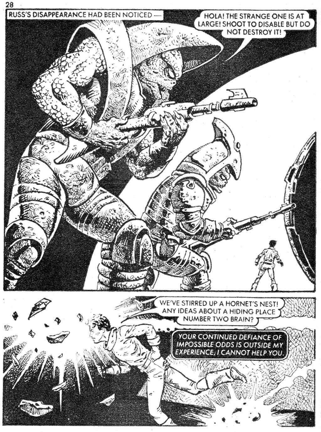 Starblazer issue 87 - Page 28