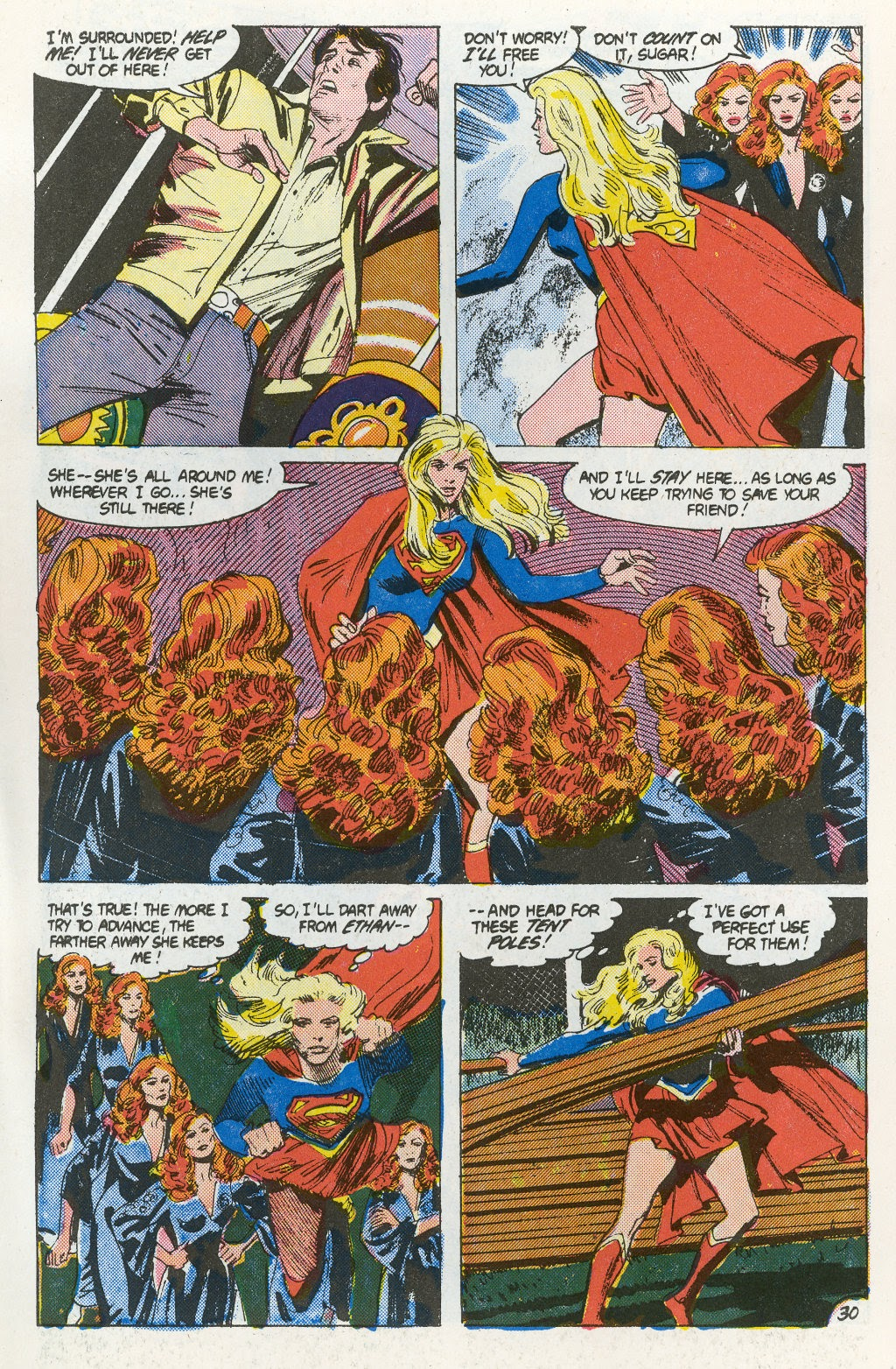 Read online Supergirl Movie Special comic -  Issue # Full - 32